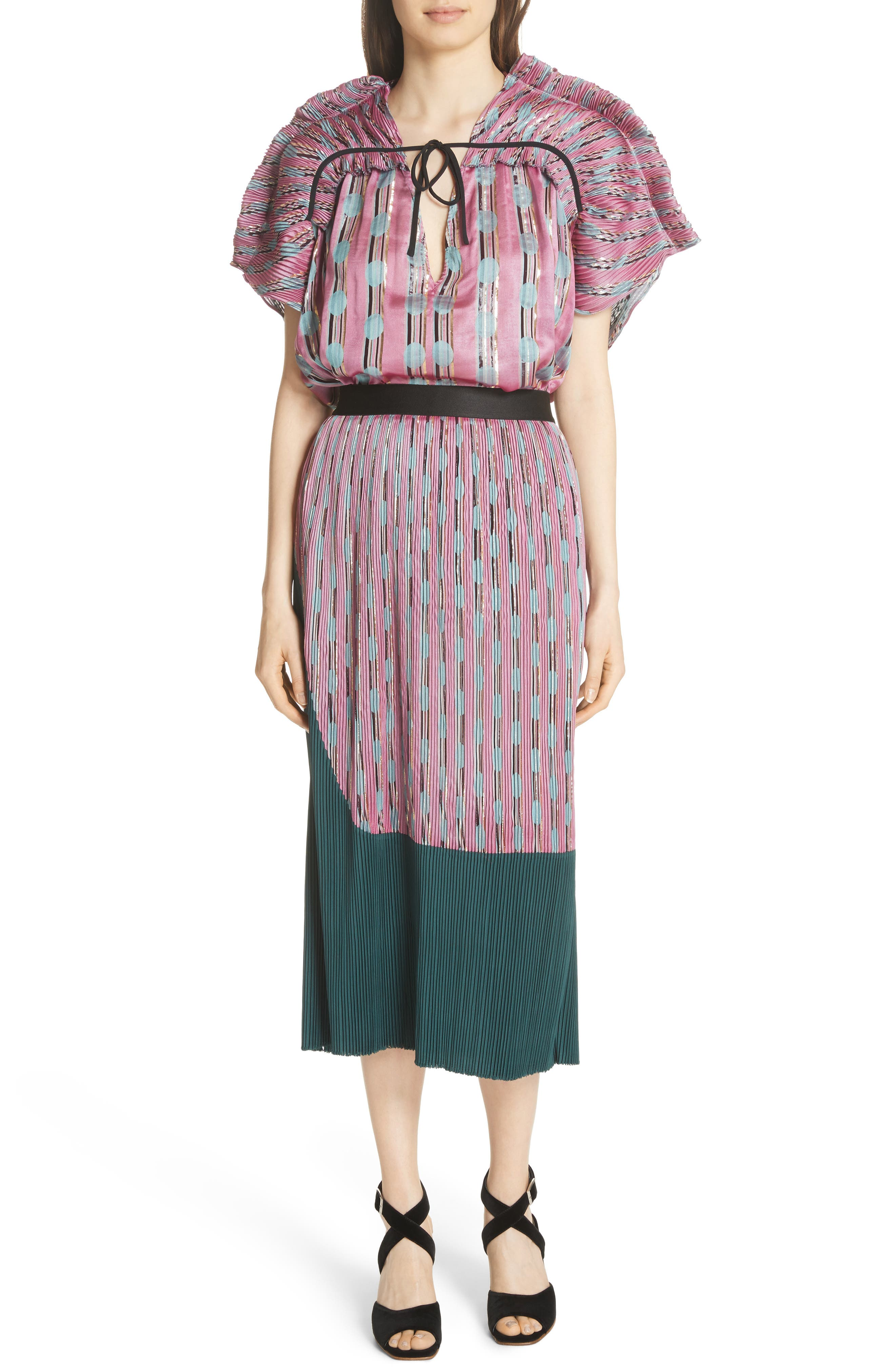 Ballista Midi Skirt,                             Alternate thumbnail 13, color,