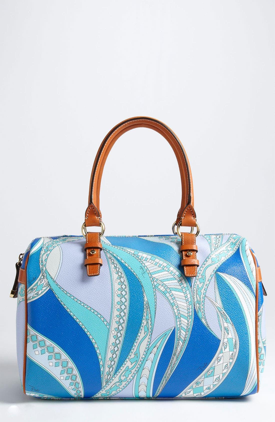 'Large' Boston Bag,                         Main,                         color, 400