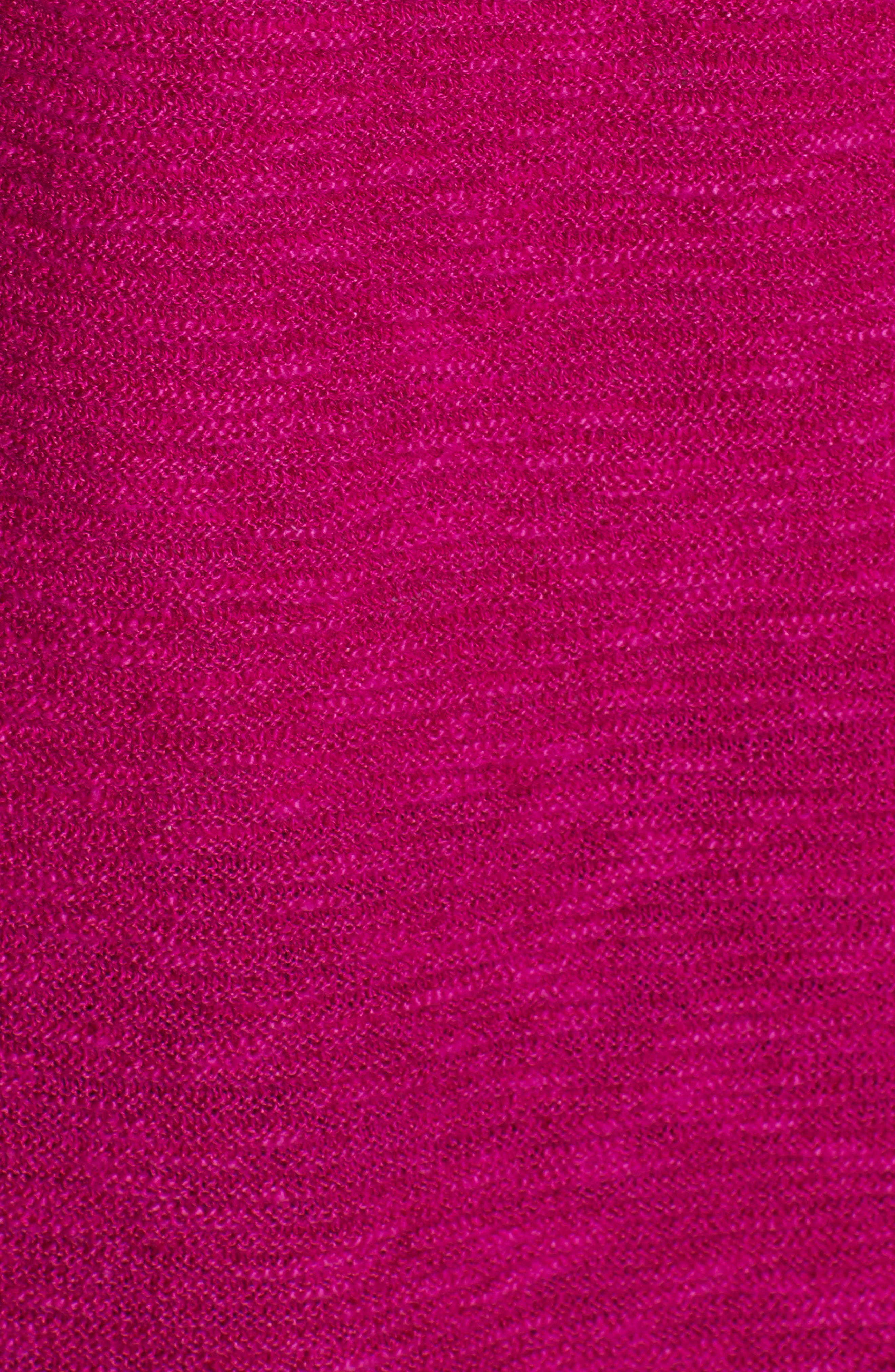 Simple Organic Linen & Cotton Cardigan,                             Alternate thumbnail 16, color,