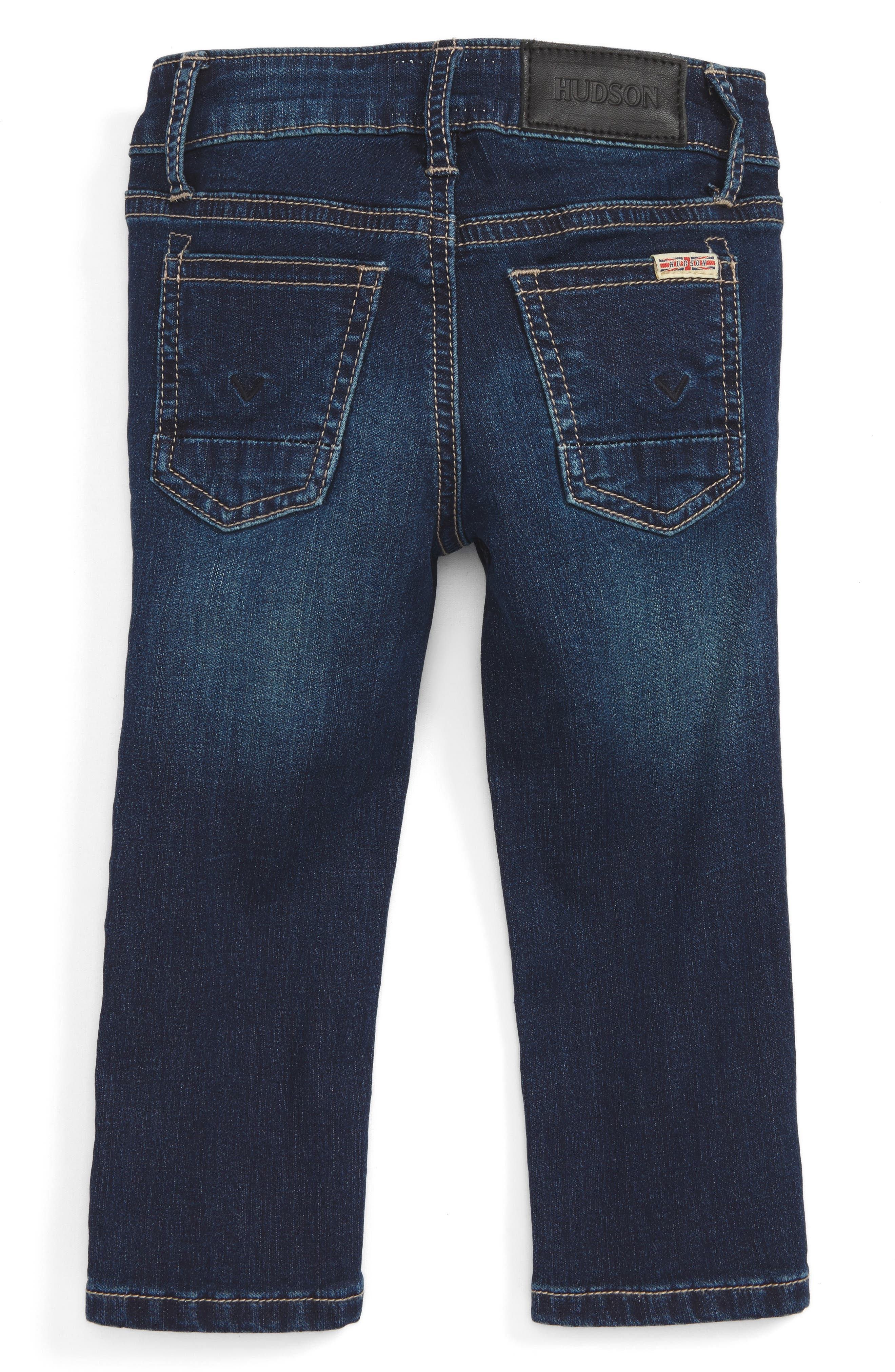 Parker French Terry Jeans,                             Alternate thumbnail 2, color,                             439