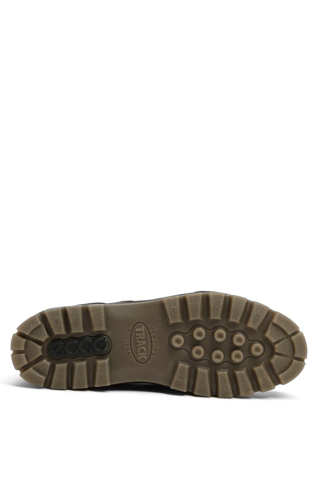 'Track II Moc Low' Oxford,                             Alternate thumbnail 2, color,                             BROWN