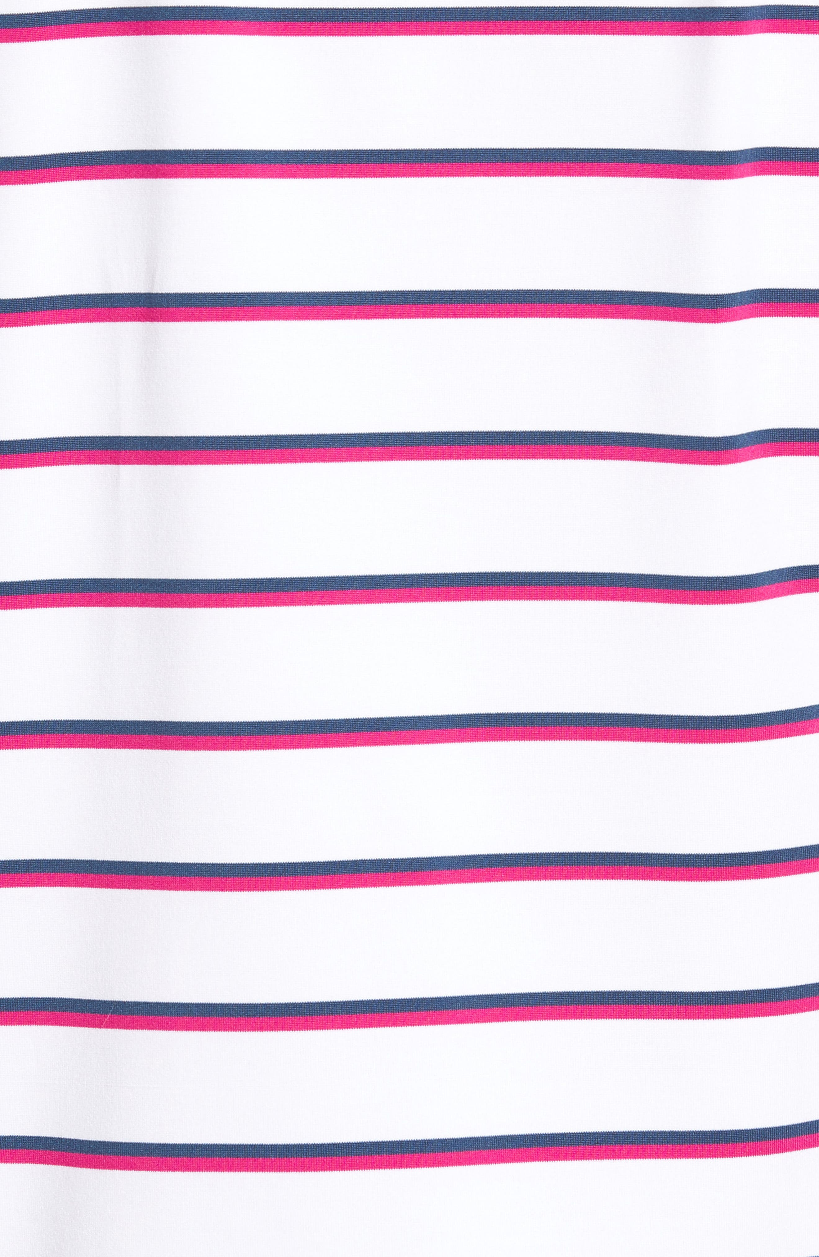 Eshman Stripe Polo,                             Alternate thumbnail 5, color,                             100