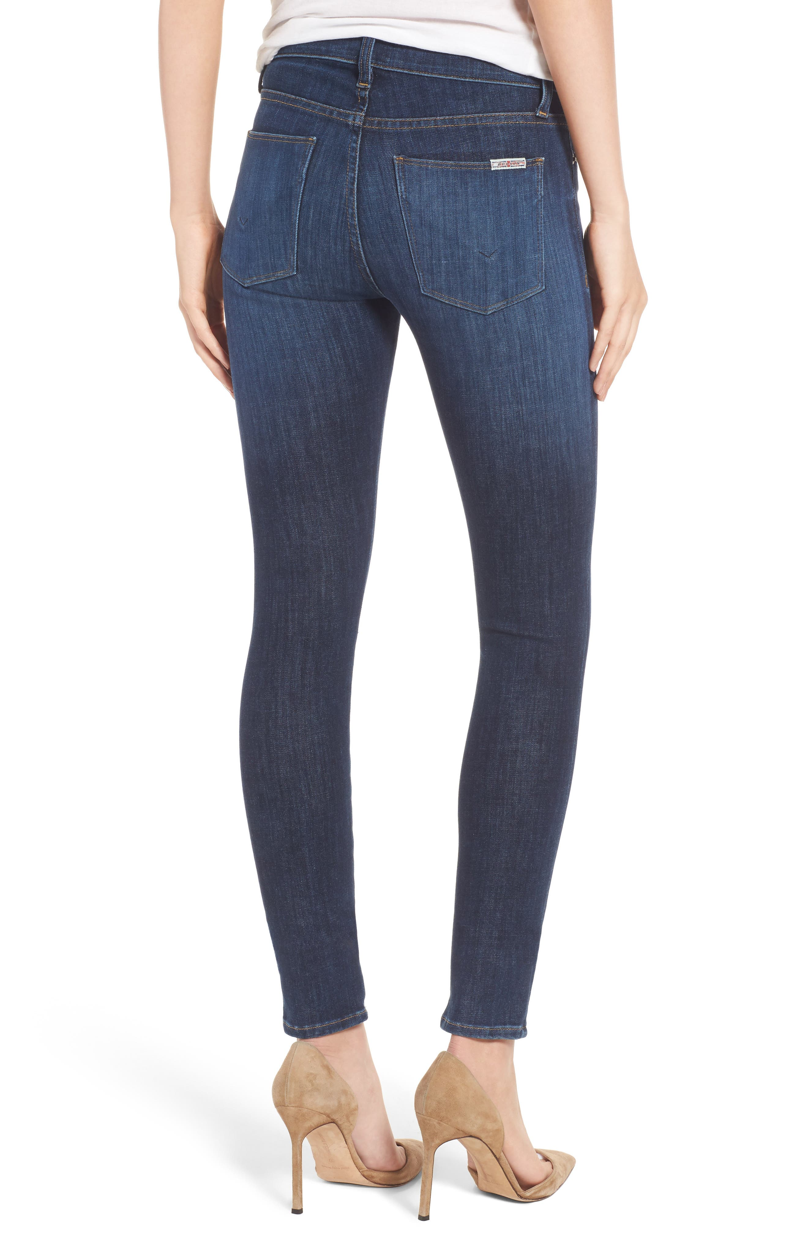 Nico Super Skinny Jeans,                             Alternate thumbnail 6, color,