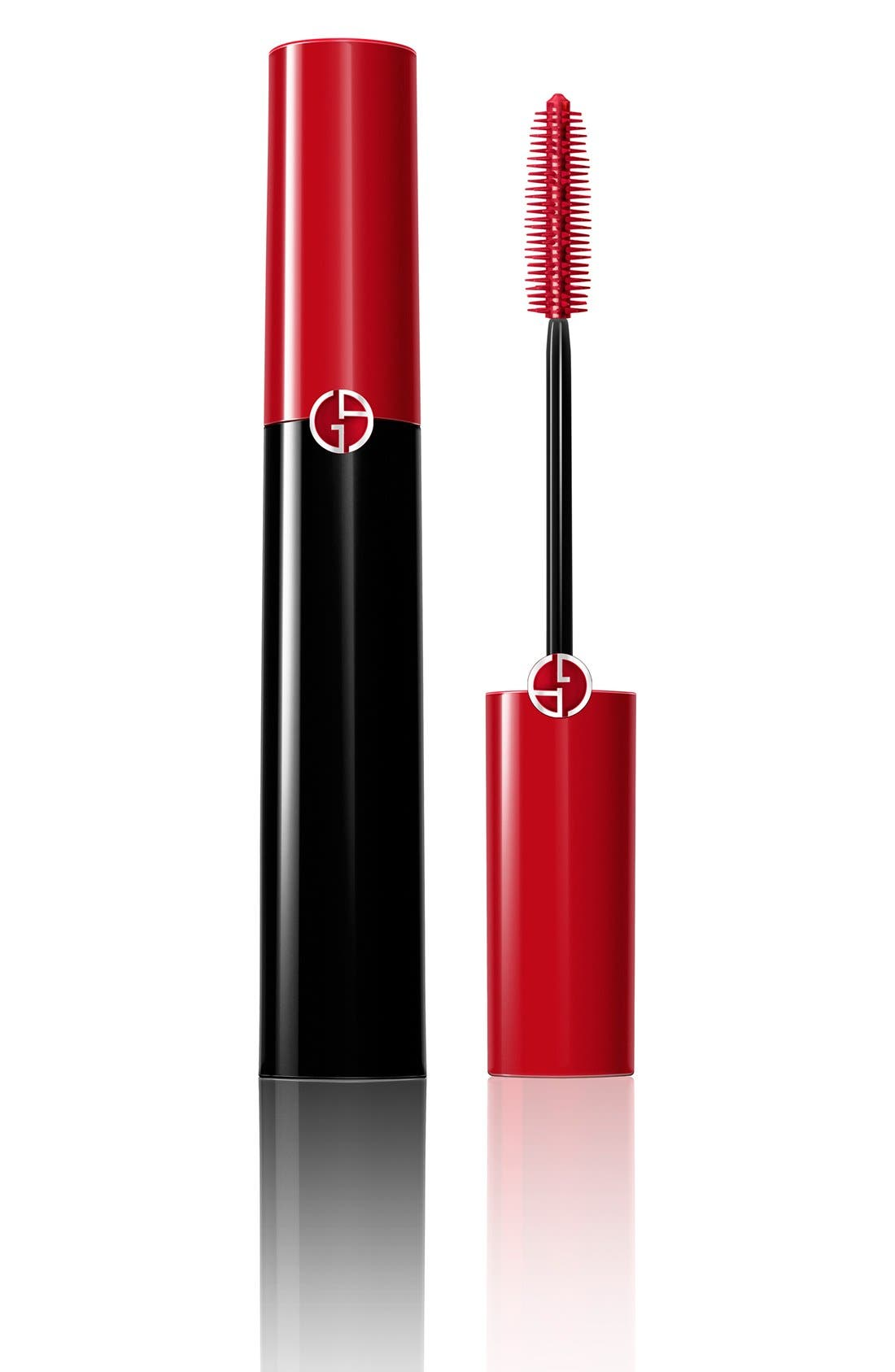 Eccentrico Mascara,                             Main thumbnail 1, color,                             OBSIDIAN BLACK
