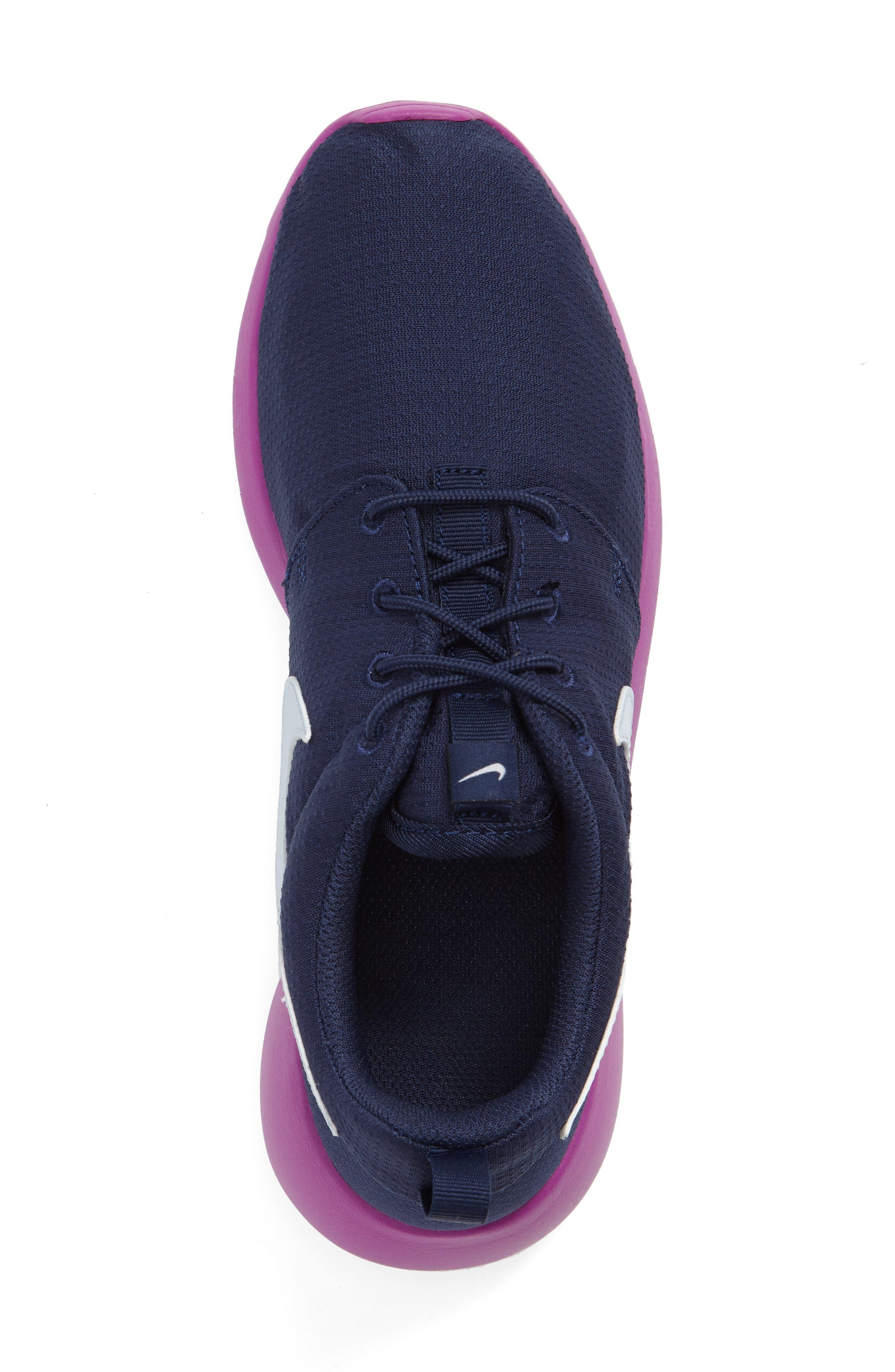 'Roshe Run' Athletic Shoe,                             Alternate thumbnail 170, color,