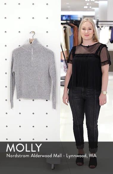Quarter Zip Sweater, sales video thumbnail
