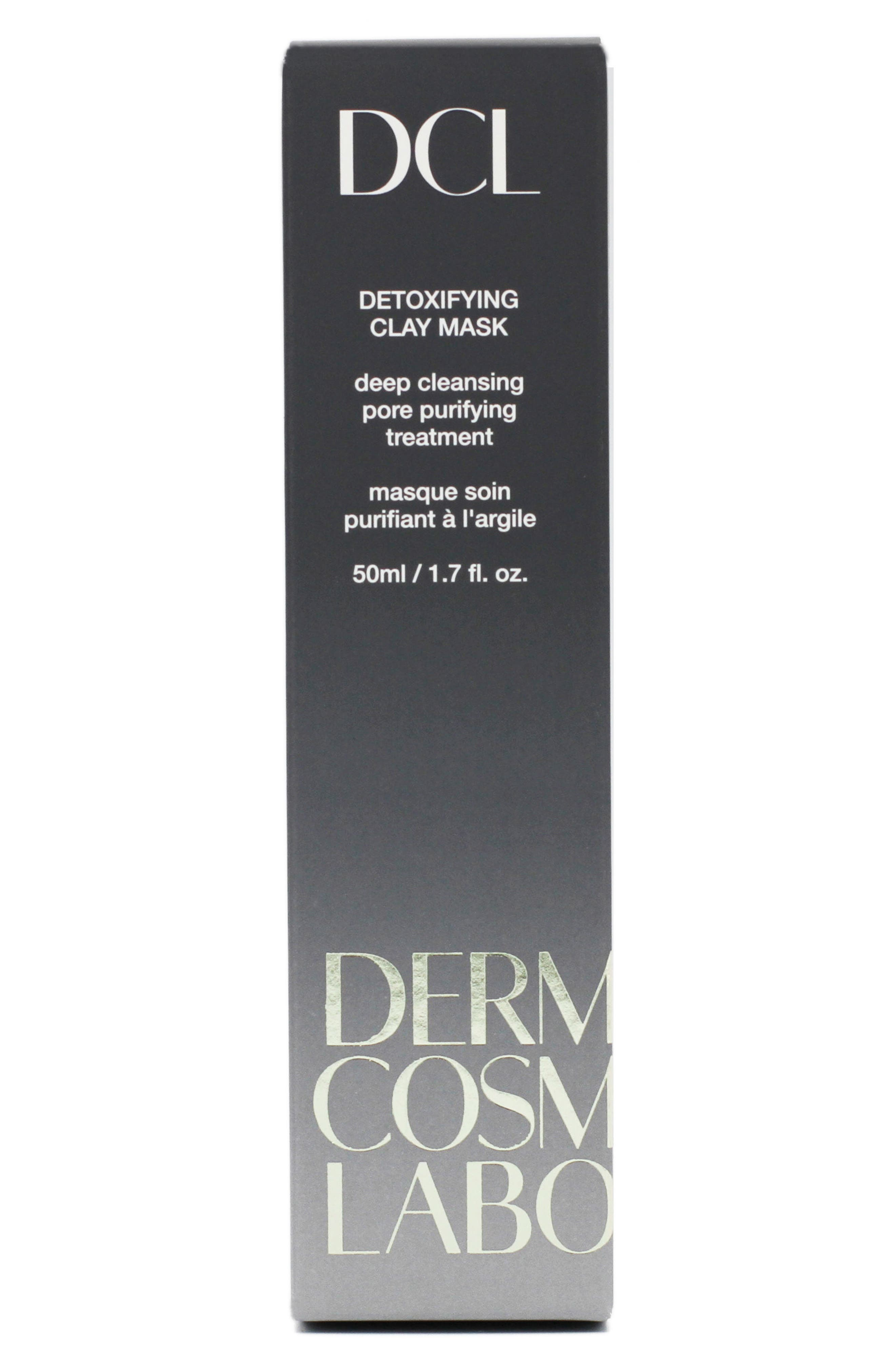 Dermatologic Cosmetics Labs Detoxifying Clay Mask,                             Alternate thumbnail 2, color,                             NO COLOR
