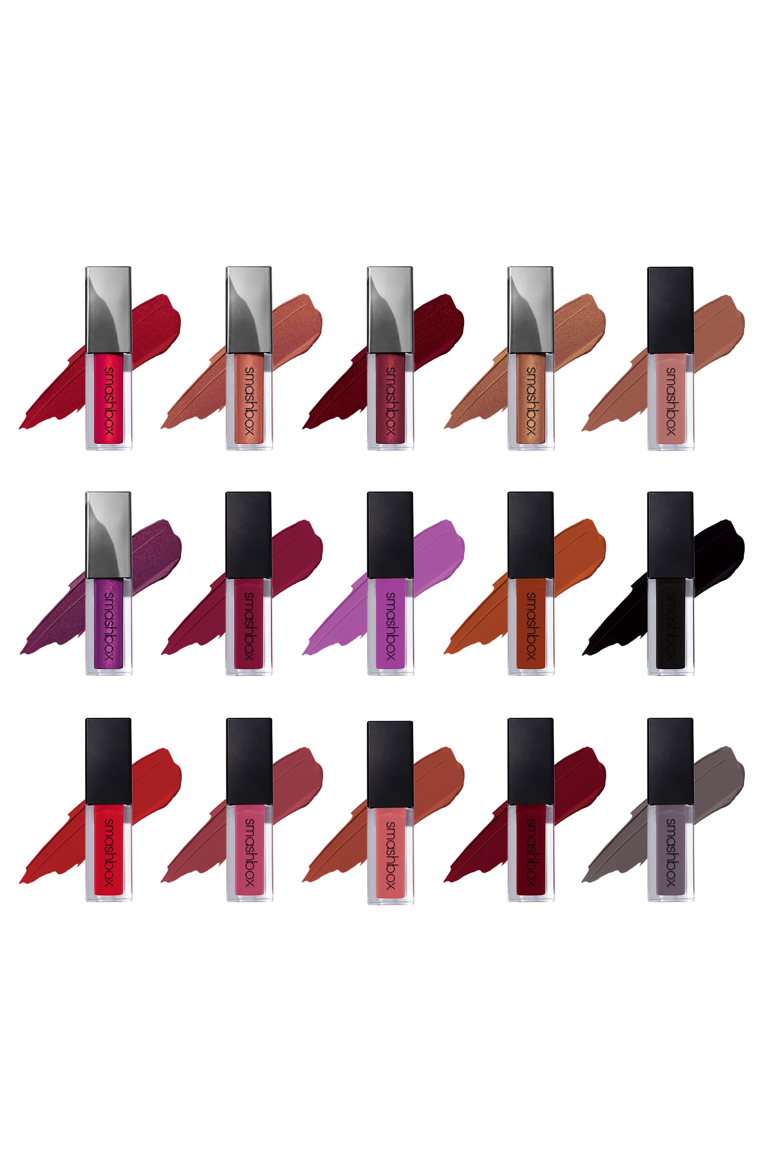 Always On Liquid Lipstick Vault,                             Alternate thumbnail 5, color,                             000
