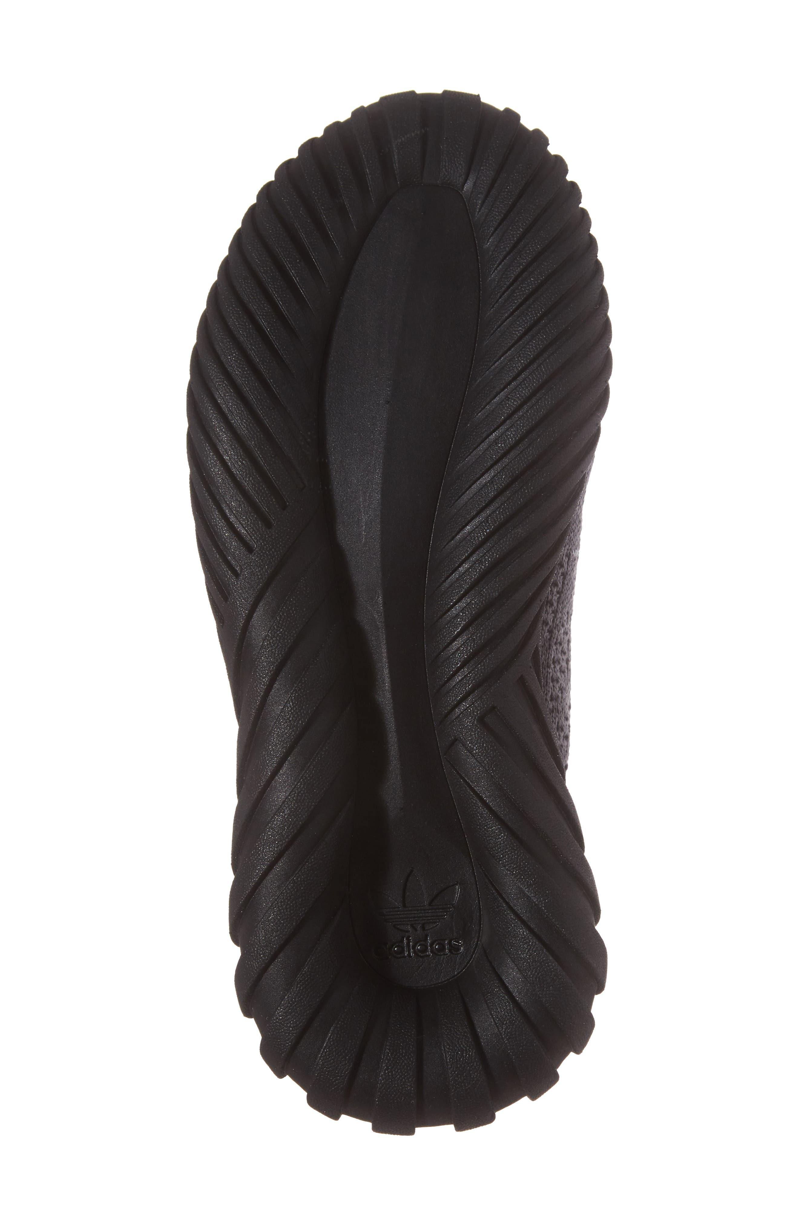 Tubular Doom Sock Primeknit Sneaker,                             Alternate thumbnail 6, color,                             023