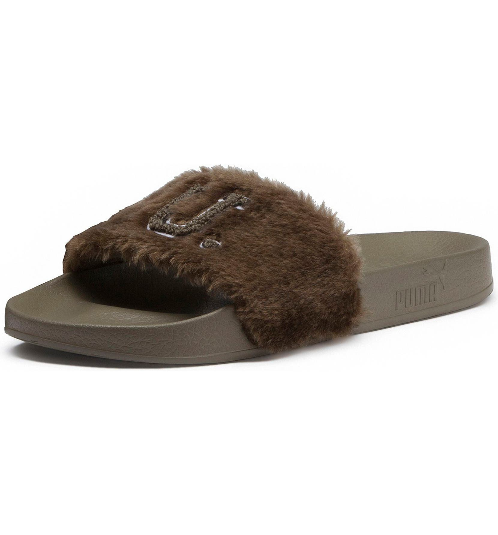 fa4ee2e00572 FENTY PUMA by Rihanna Lead Cat Slide Sandals (Women)