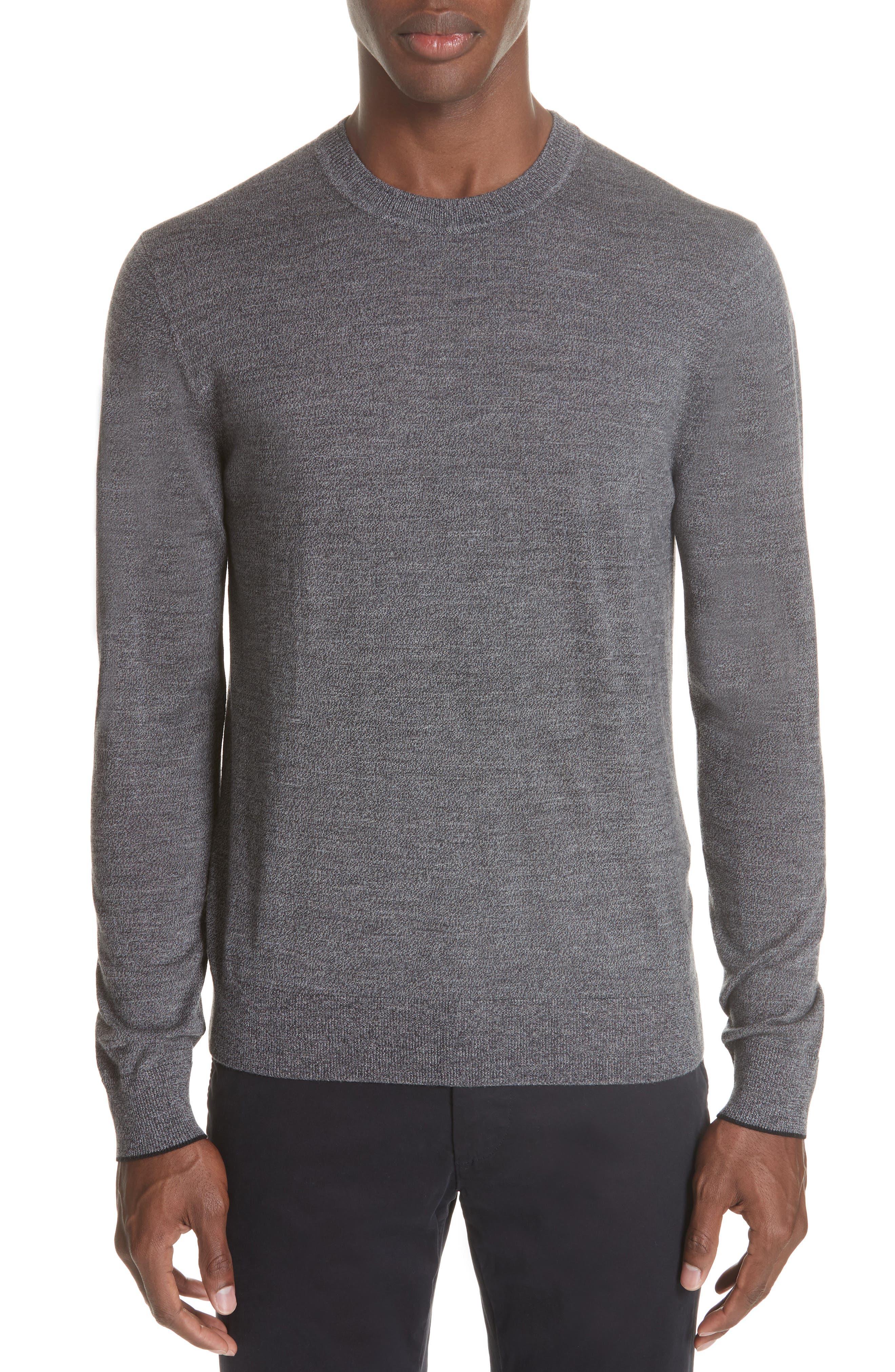 Ps Paul Smith Merino Wool Sweater