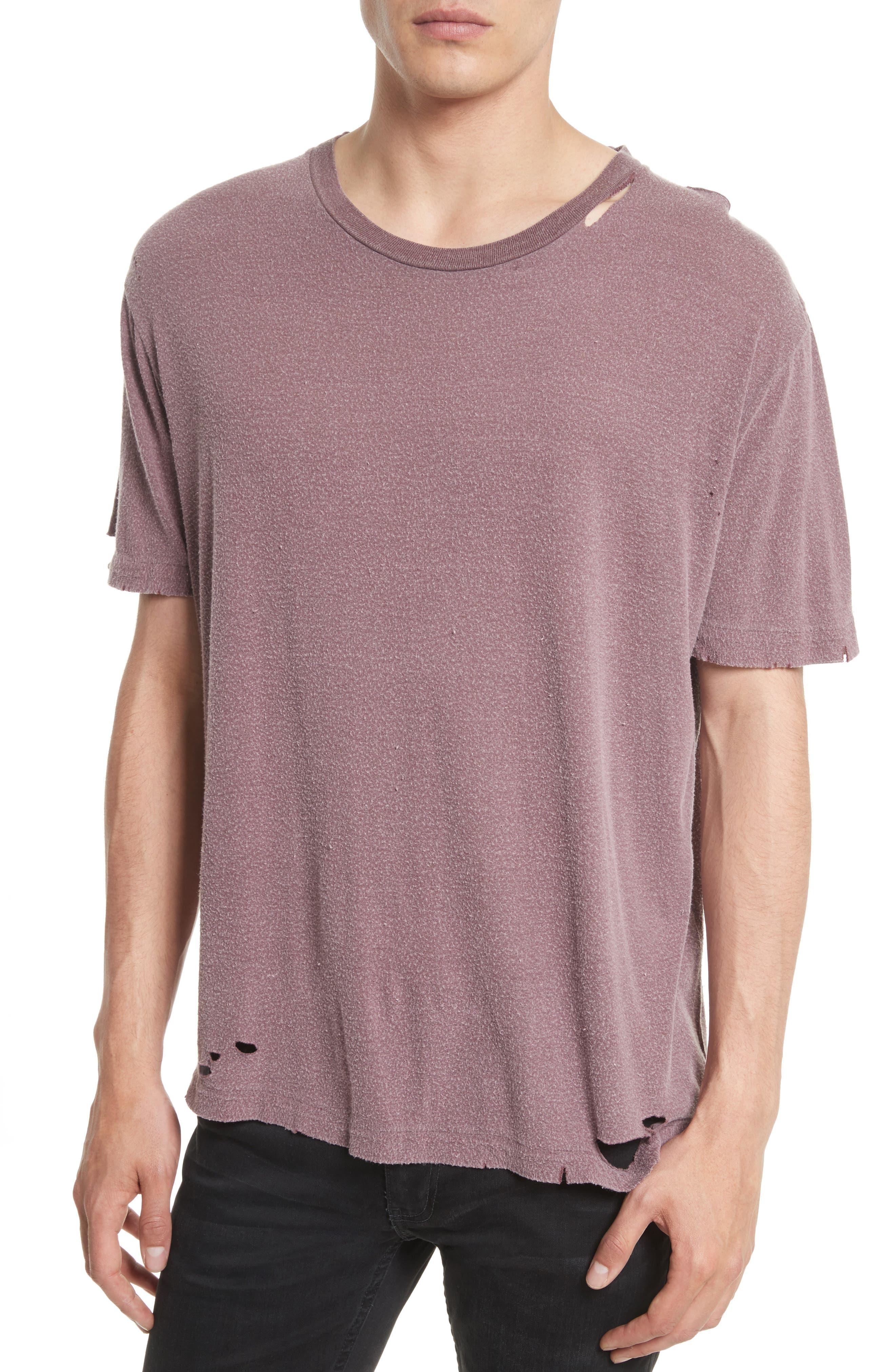 Finnis Destroyed T-Shirt,                             Alternate thumbnail 10, color,