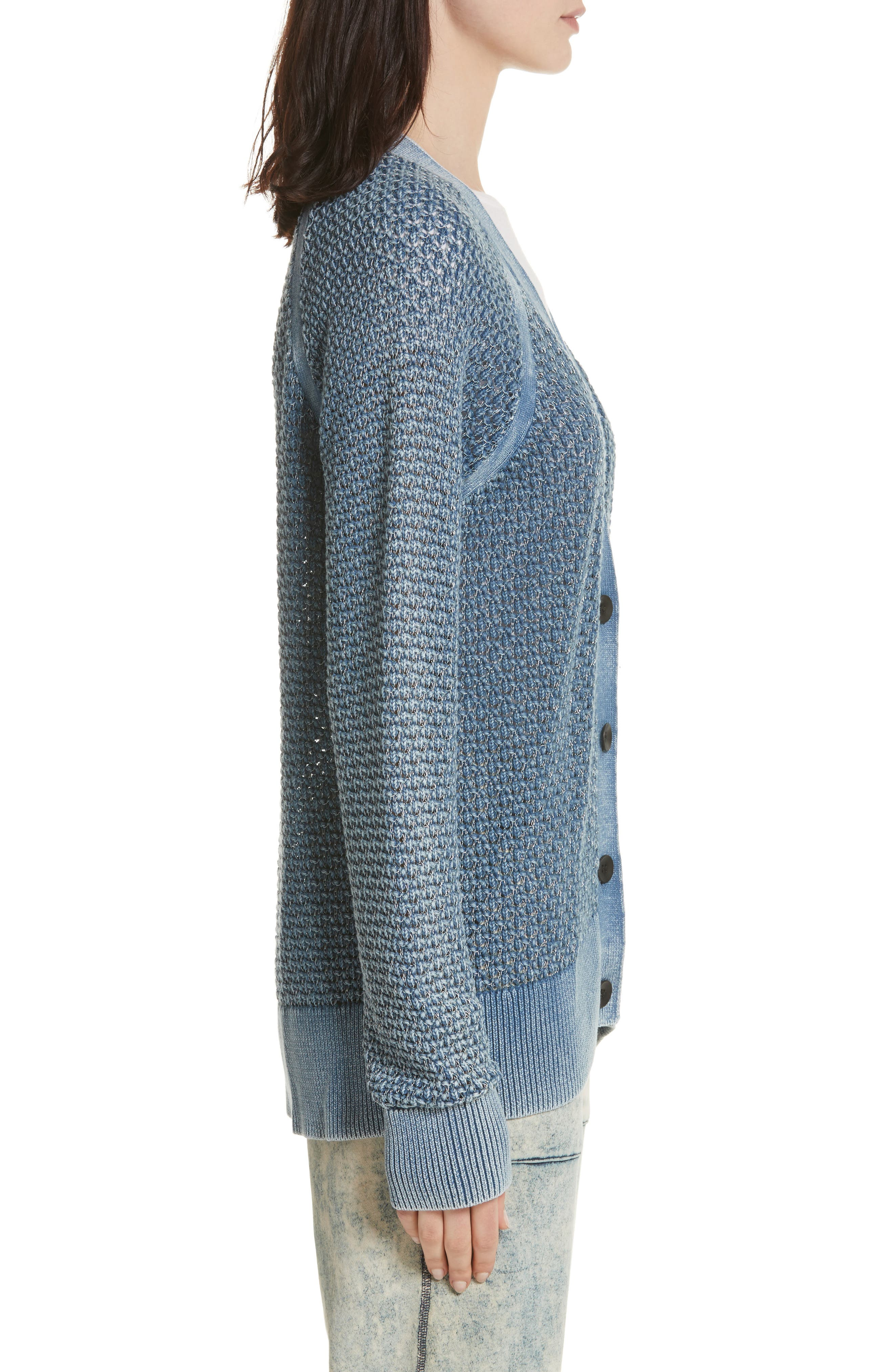Kyra Cardigan,                             Alternate thumbnail 3, color,