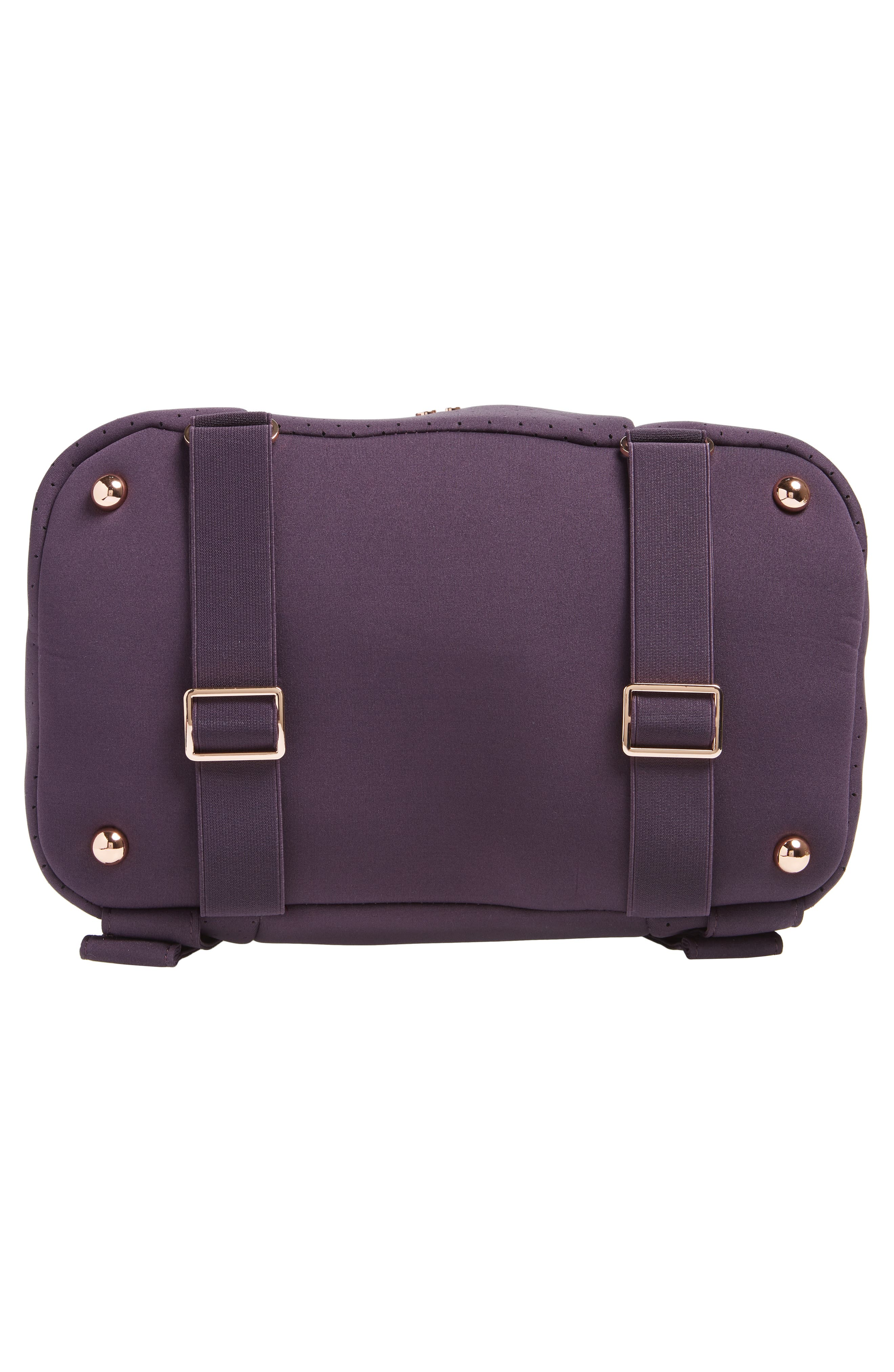 All Sport Backpack,                             Alternate thumbnail 6, color,                             AUBERGINE