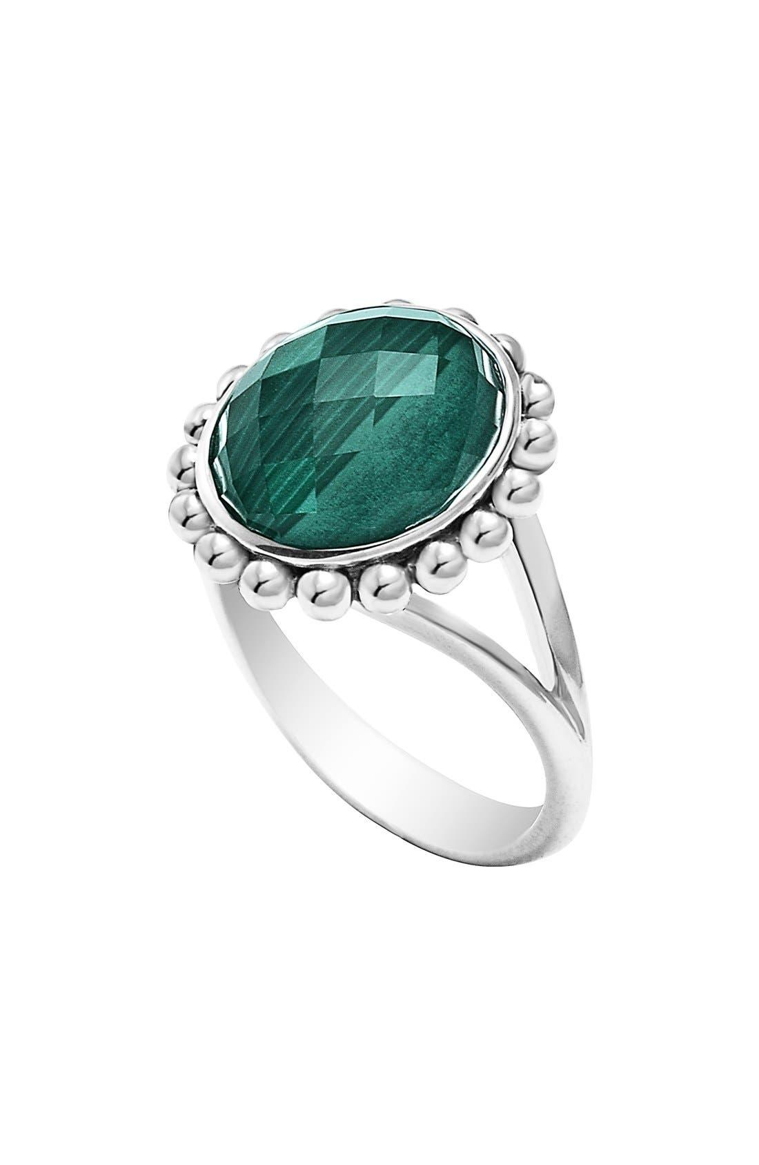 'Maya' Small Doublet Ring,                         Main,                         color, 320