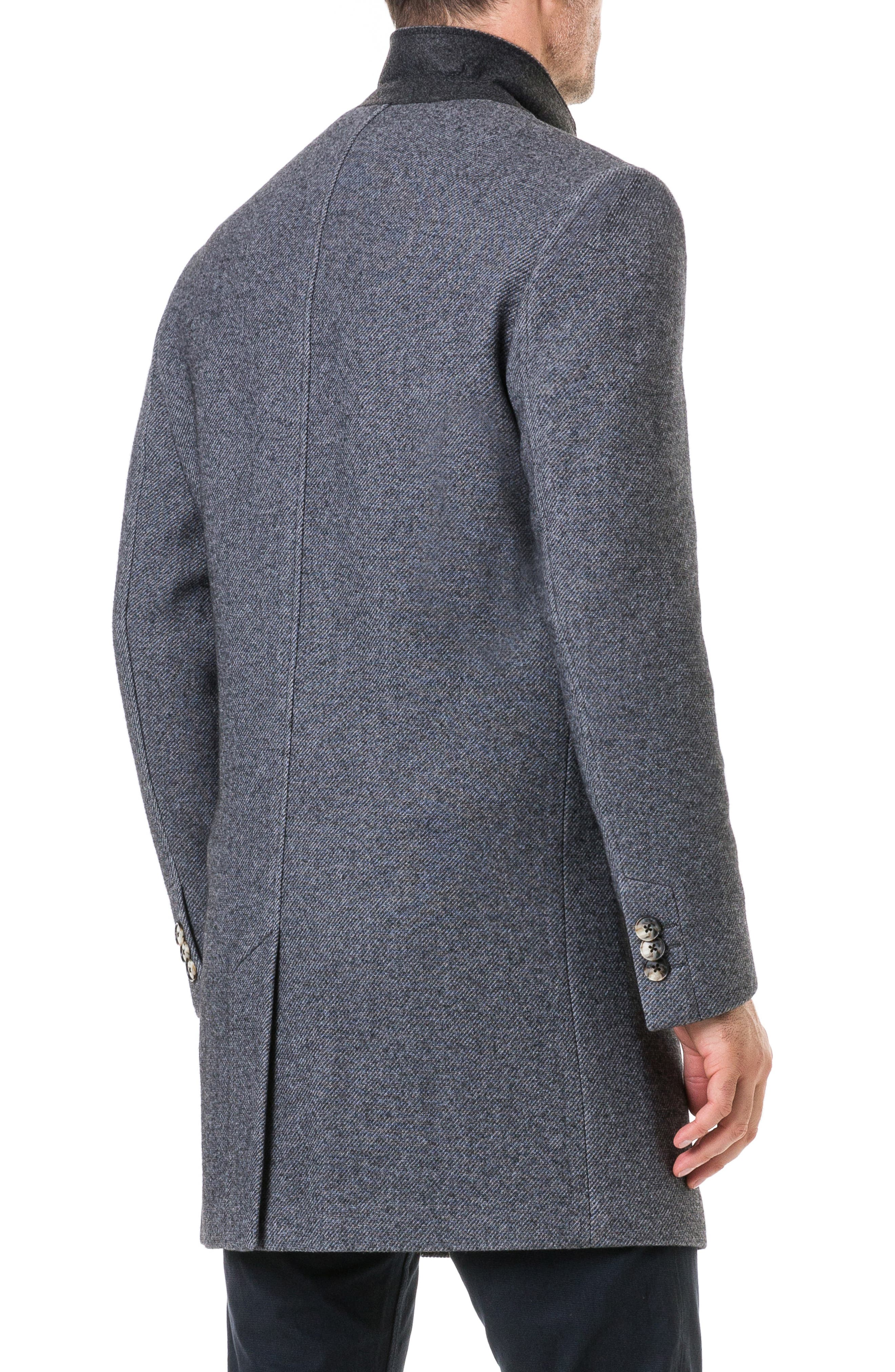 Calton Hill Wool Blend Coat,                             Alternate thumbnail 2, color,                             020