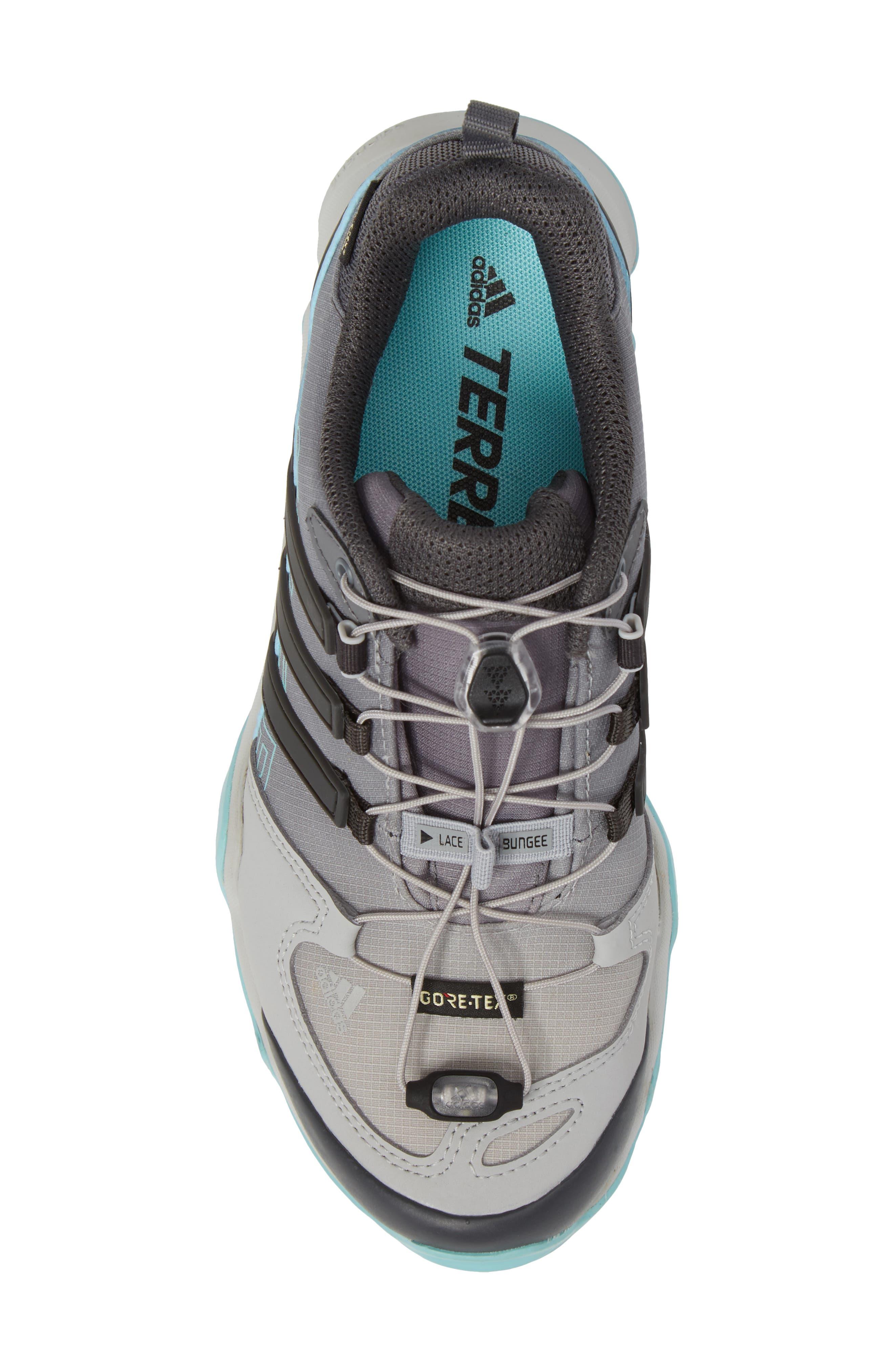 Terrex Swift R GTX Hiking Shoe,                             Alternate thumbnail 5, color,                             020