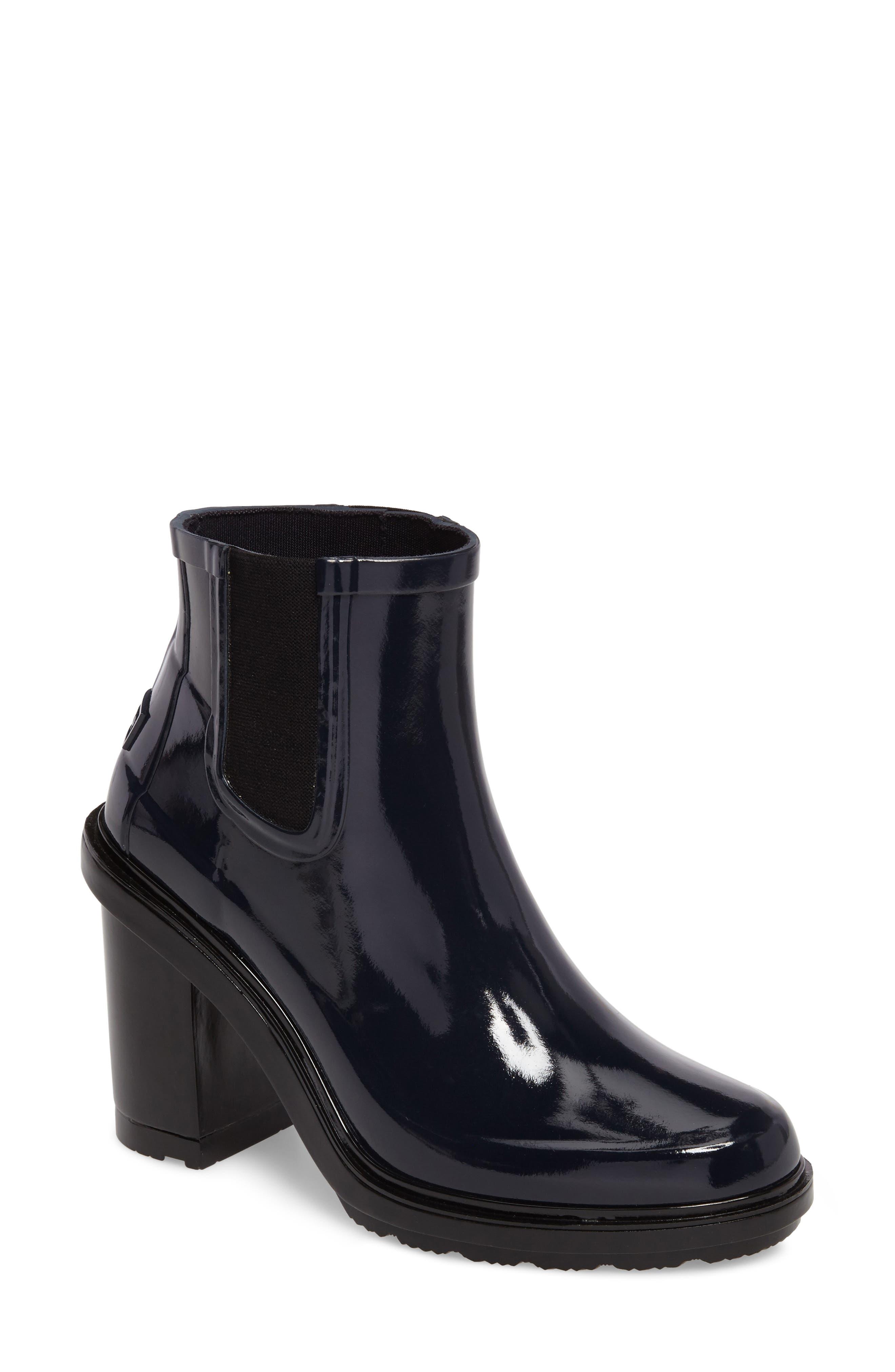 'Original Refined' Chelsea Rain Boot,                         Main,                         color,