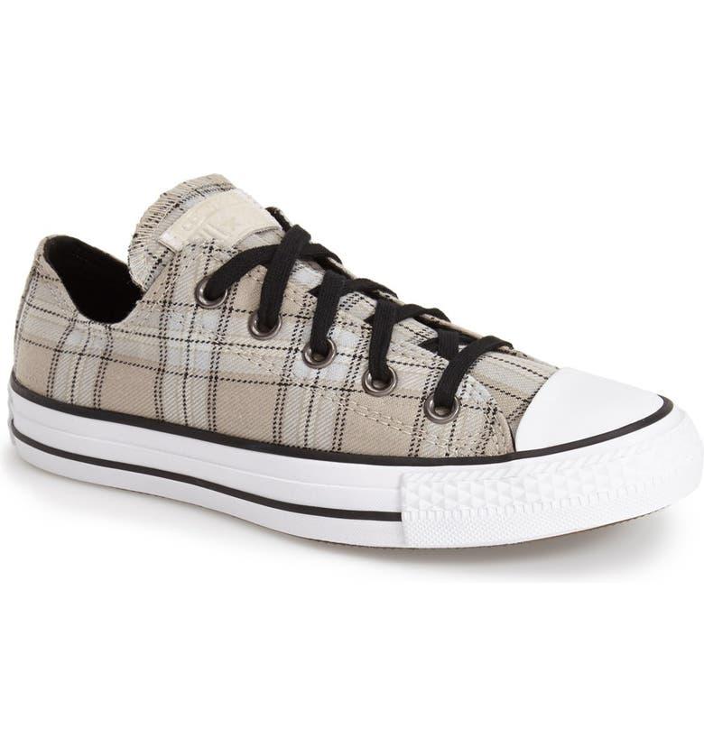 2e3fddcf777 Converse Chuck Taylor® All Star® Plaid Low Top Sneaker (Women ...