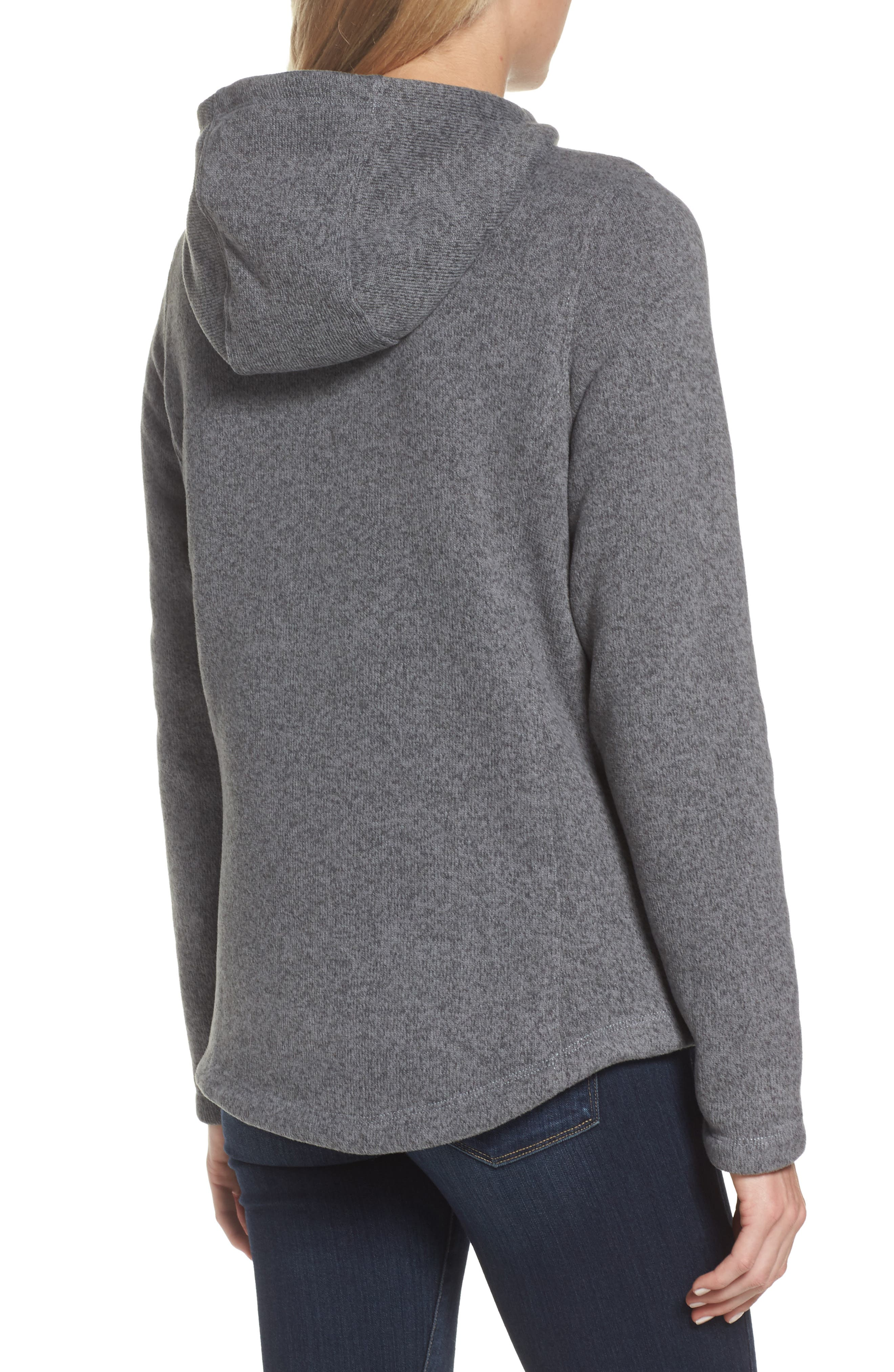 THE NORTH FACE,                             Crescent Hoodie,                             Alternate thumbnail 2, color,                             030