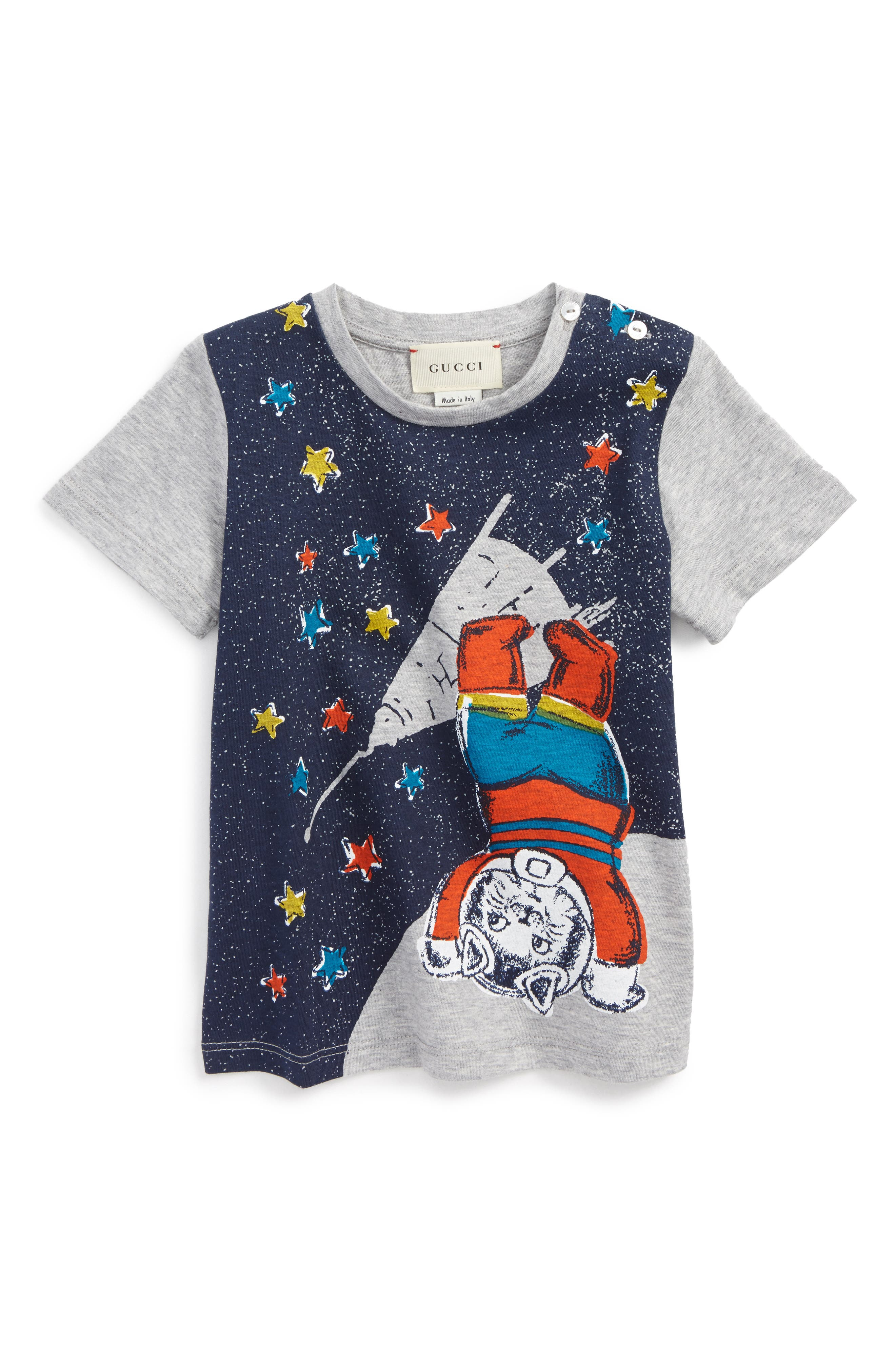 Cat Graphic T-Shirt,                         Main,                         color, 452