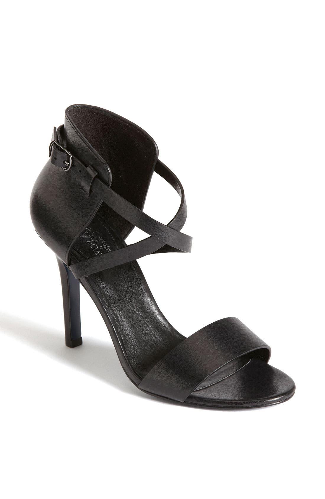 Maria Sharapova by Cole Haan 'Air Mirella' Sandal, Main, color, 001