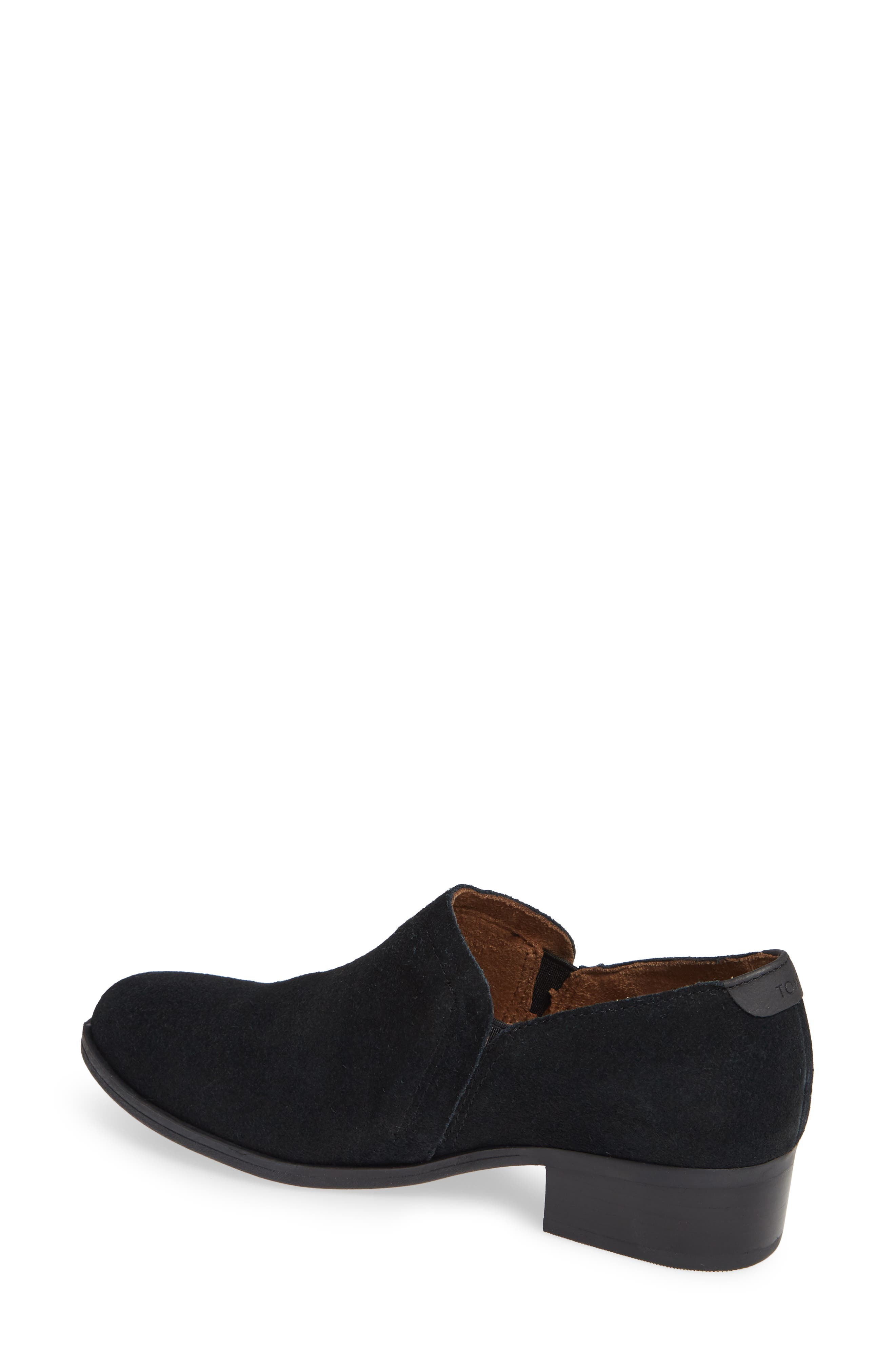 TOMS,                             Shaye Bootie,                             Alternate thumbnail 2, color,                             001