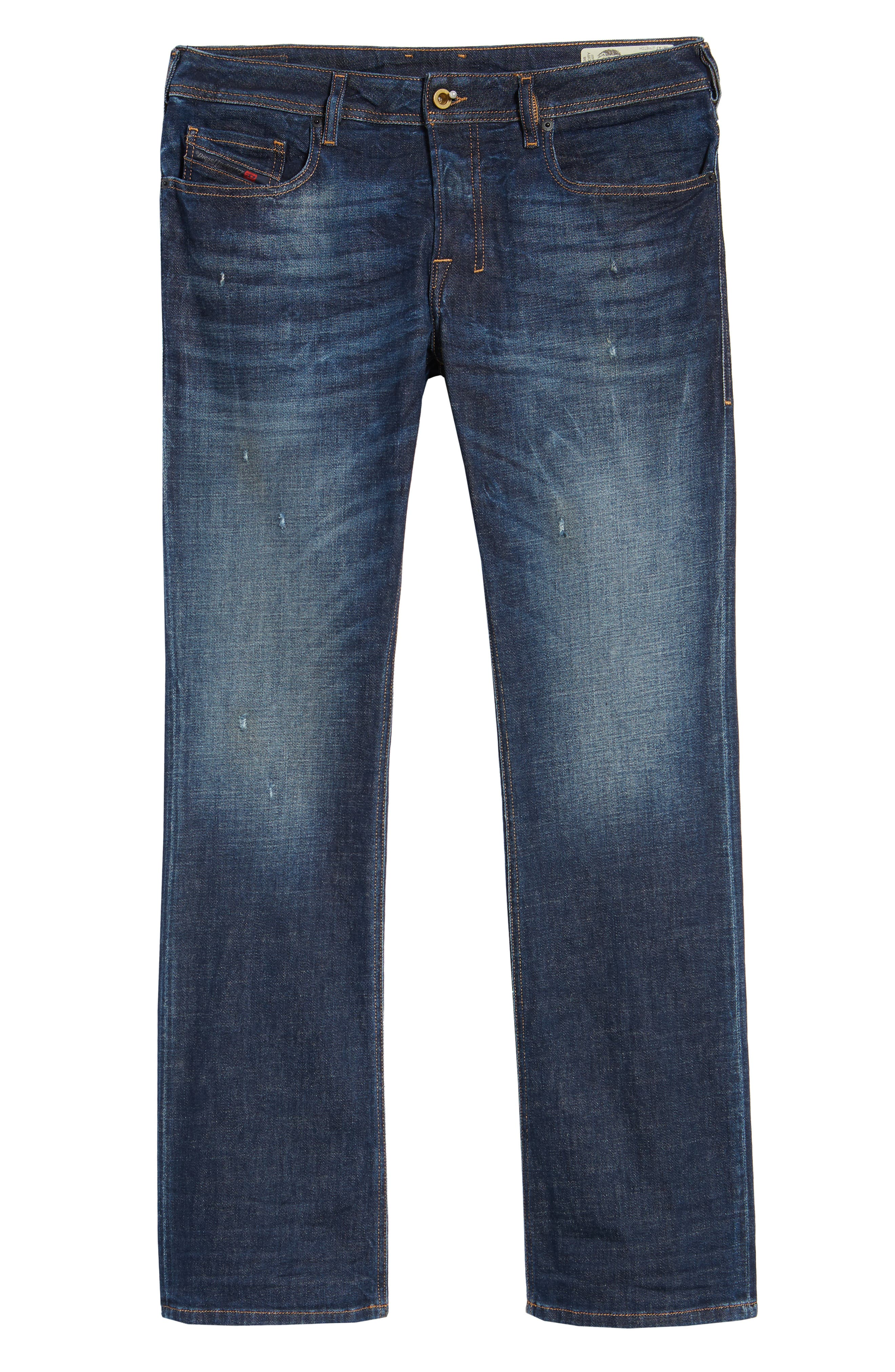 Zatiny Bootcut Jeans,                             Alternate thumbnail 6, color,                             087AT