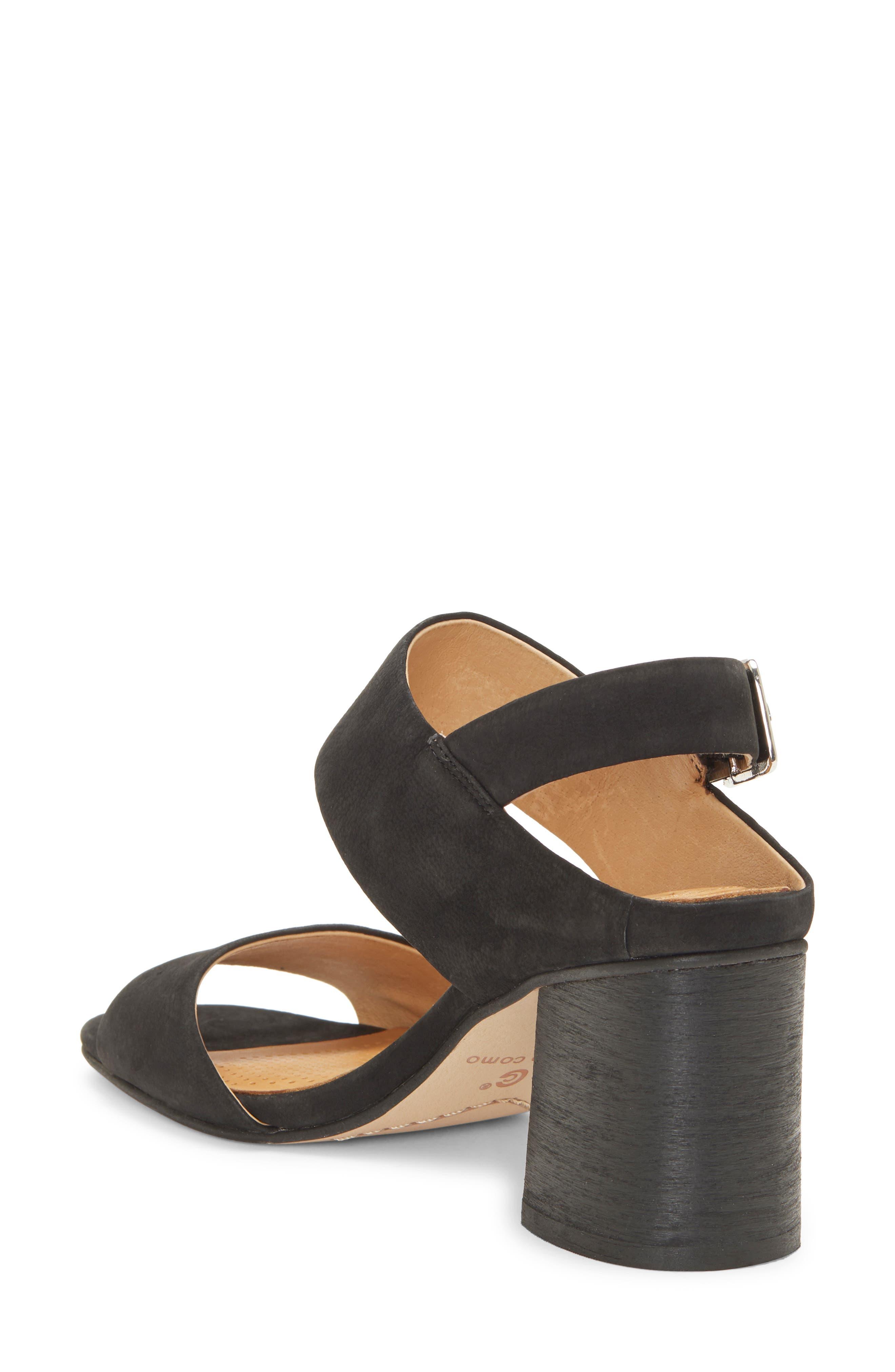 CC CORSO COMO<SUP>®</SUP>,                             CC Corso Como Prysm Block Heel Sandal,                             Alternate thumbnail 2, color,                             BLACK LEATHER