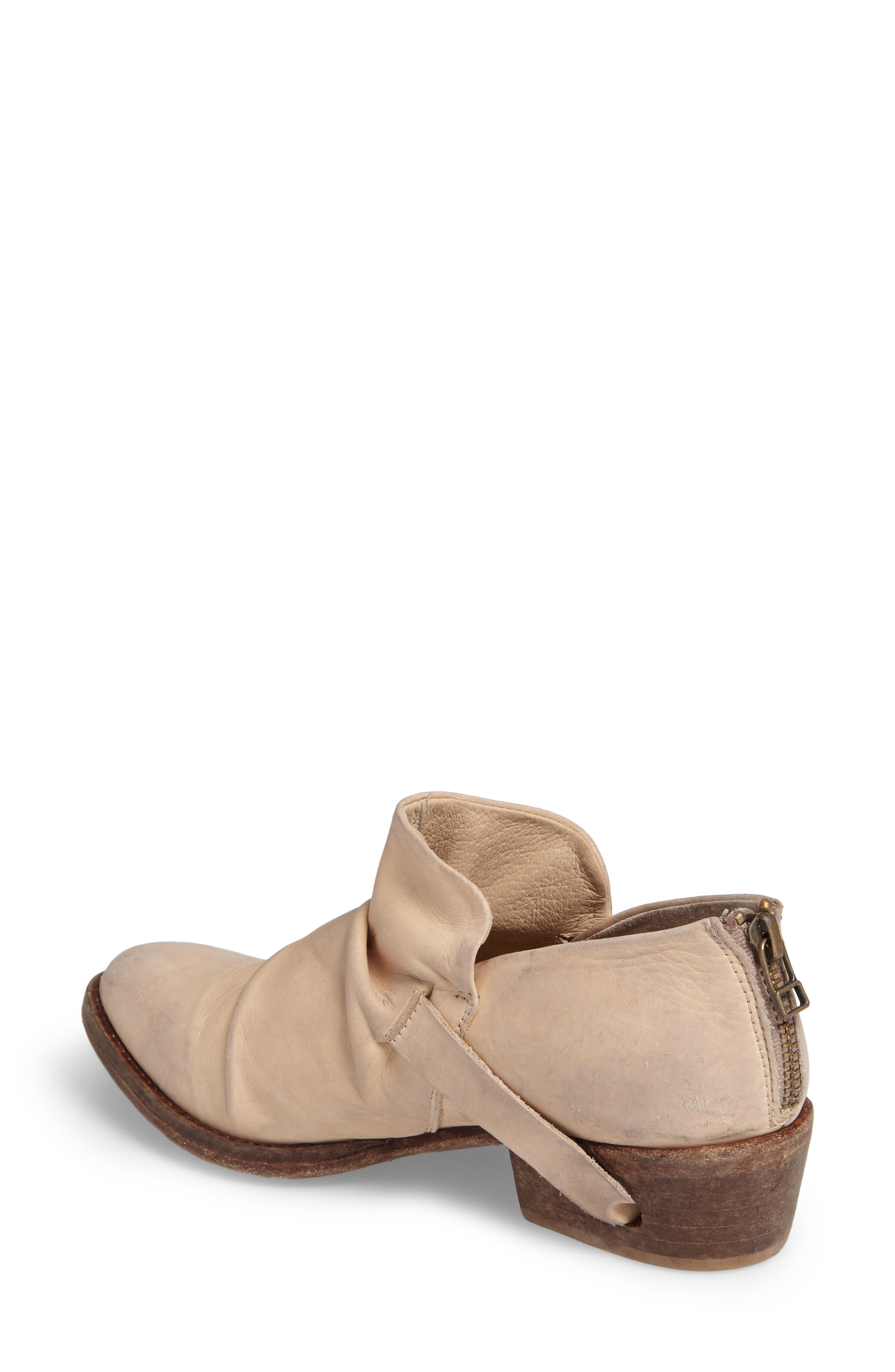 Wills Ruched Bootie,                             Alternate thumbnail 6, color,