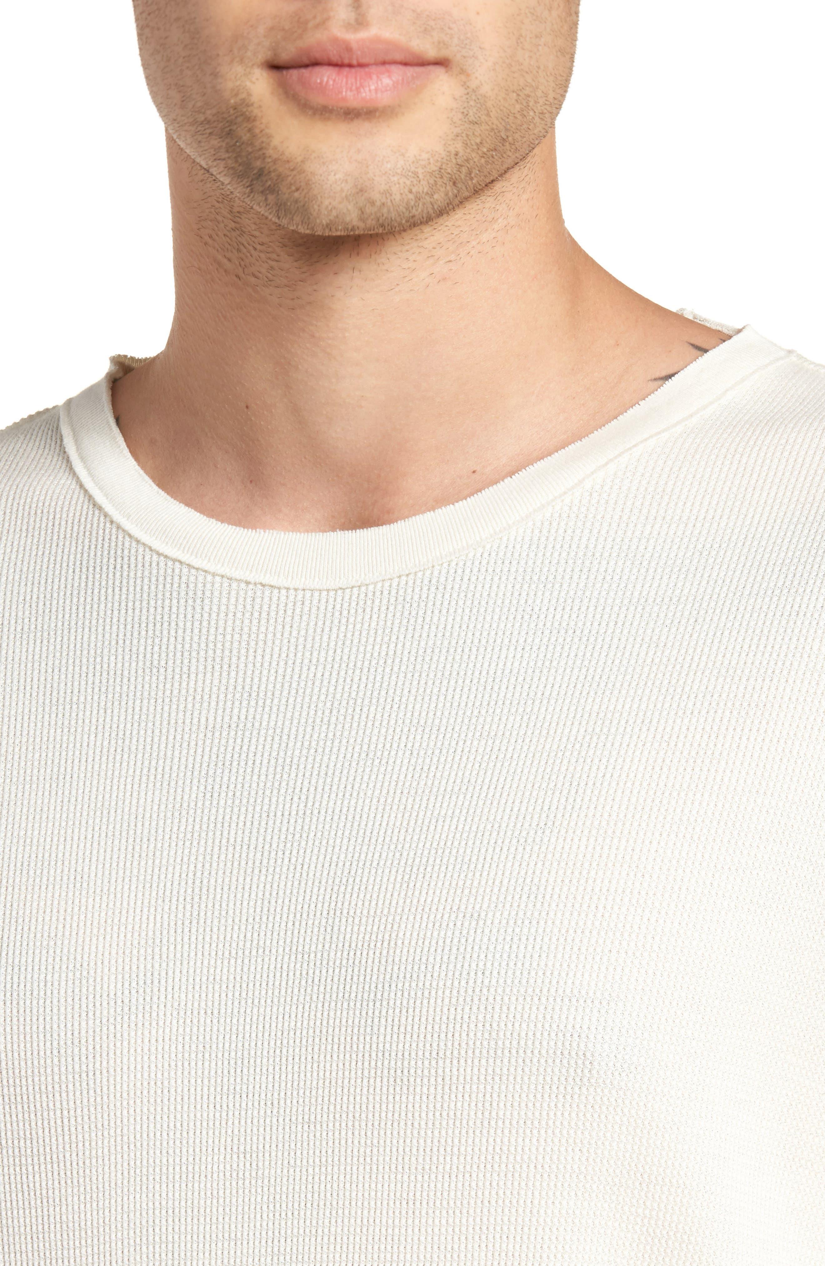 Thermal Knit Long Sleeve T-Shirt,                             Alternate thumbnail 11, color,