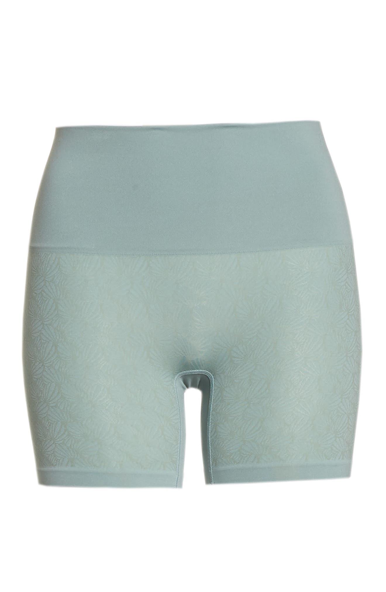 Ultralight Seamless Shaping Shorts,                             Alternate thumbnail 6, color,                             SILVER BLUE