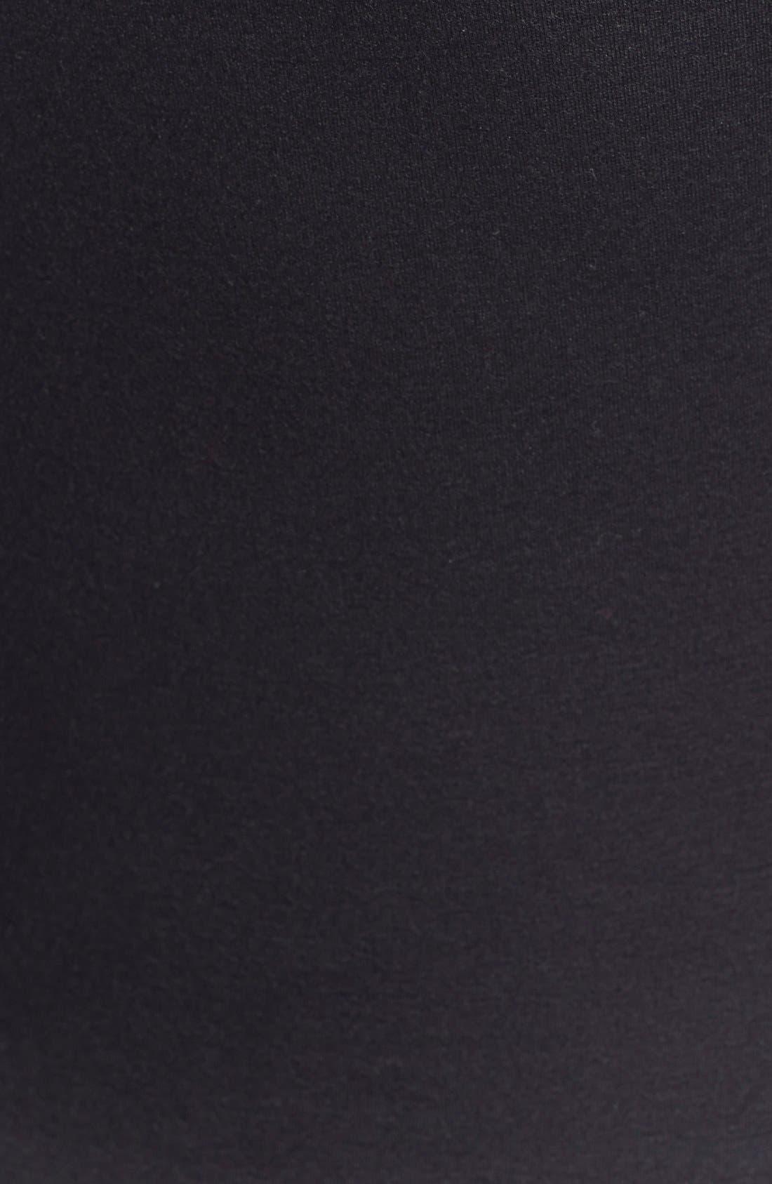 Off the Shoulder Midi Dress,                             Alternate thumbnail 3, color,