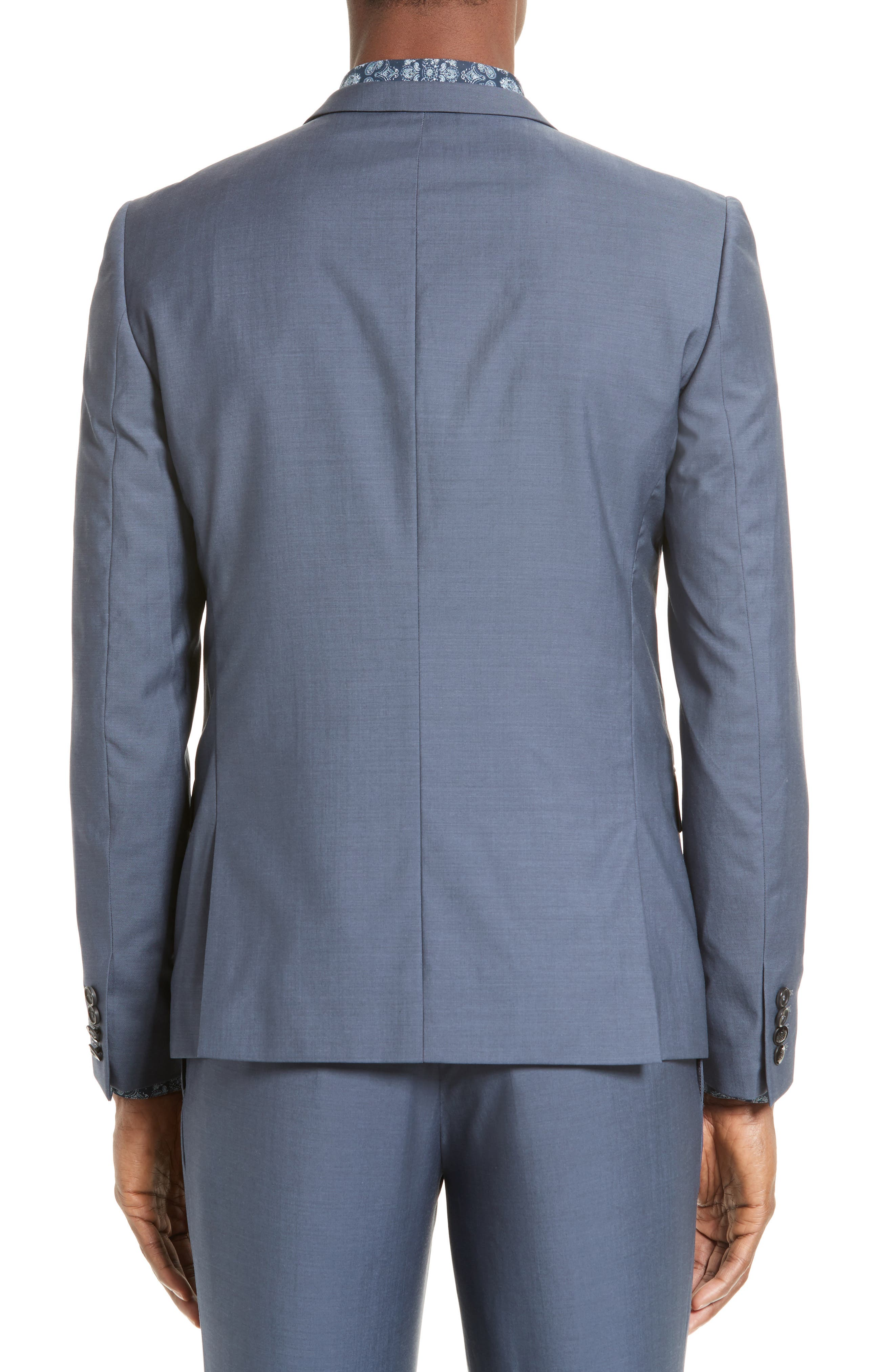 After the Rain Wool One-Button Jacket,                         Main,                         color, 400