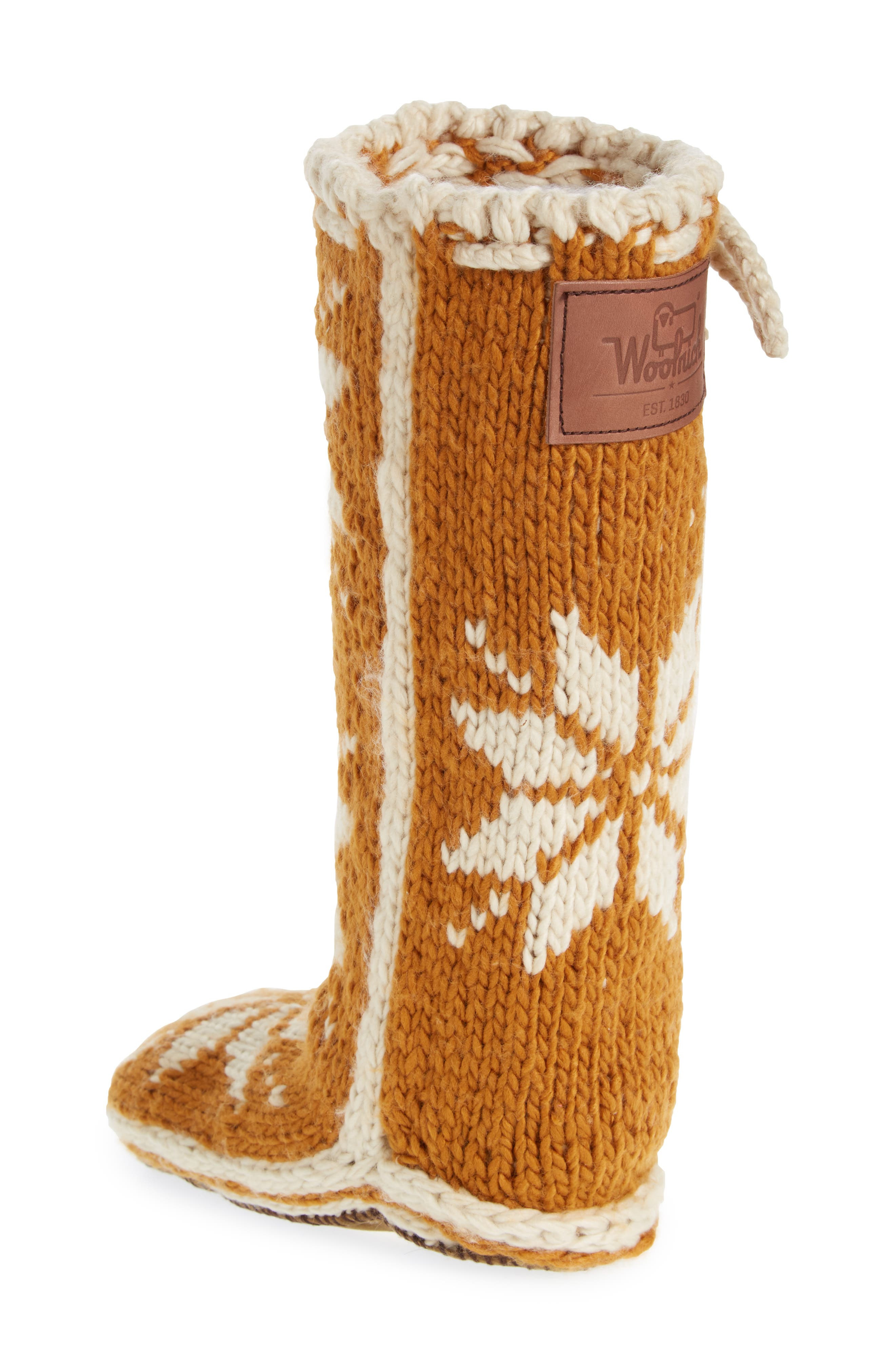 'Chalet' Socks,                             Alternate thumbnail 2, color,                             CATHAY SPICE FABRIC