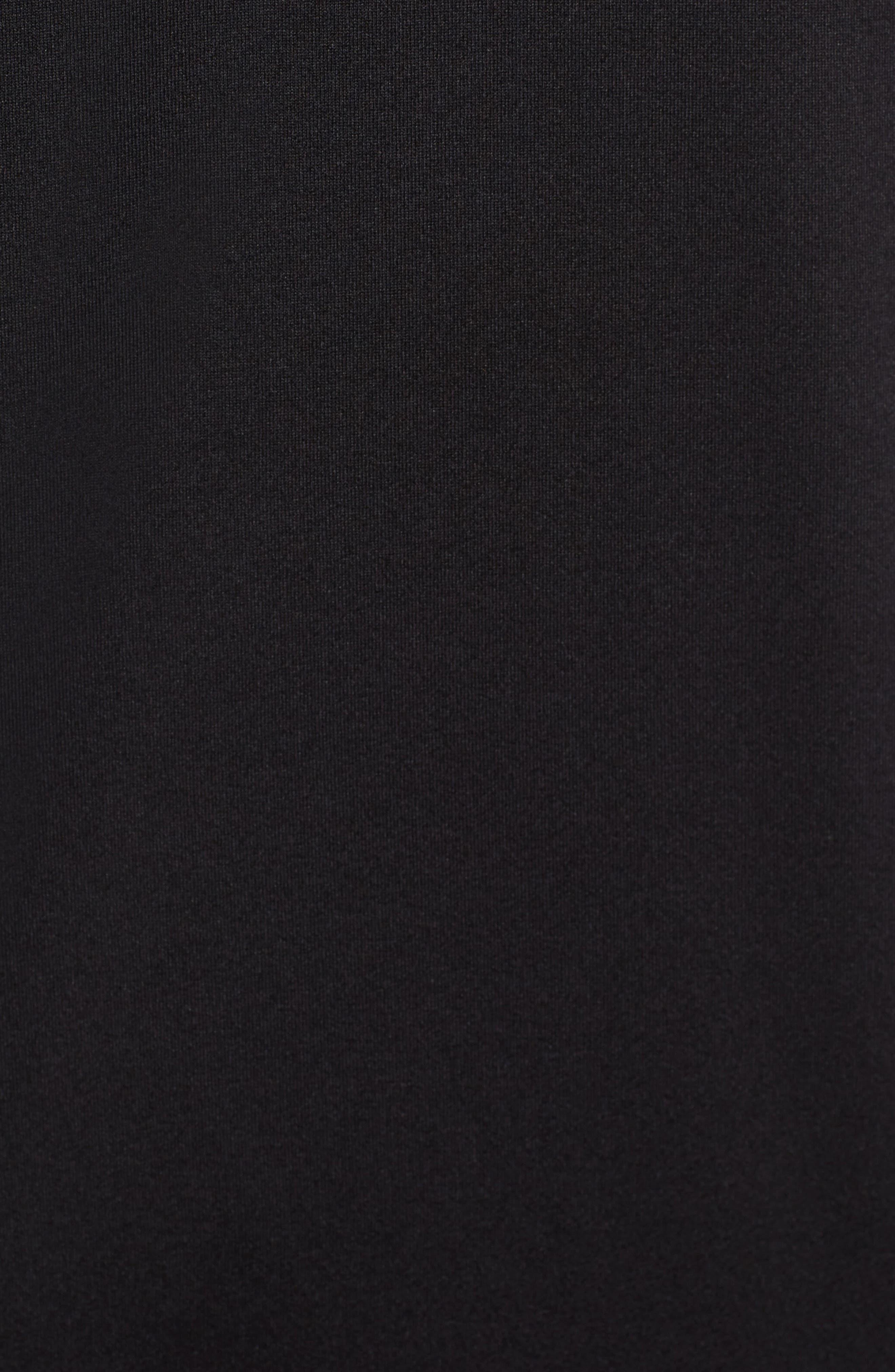 'Kilowatt' Quarter Zip Training Pullover,                             Alternate thumbnail 5, color,                             001