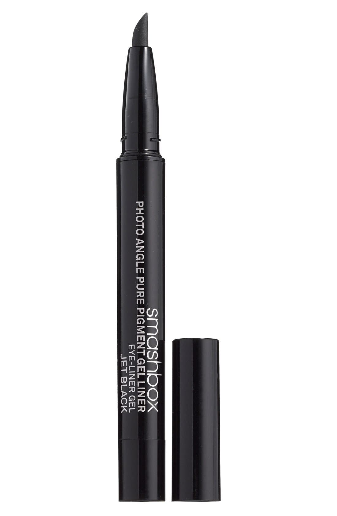Photo Angle Pure Pigment Gel Liner,                             Main thumbnail 1, color,                             001