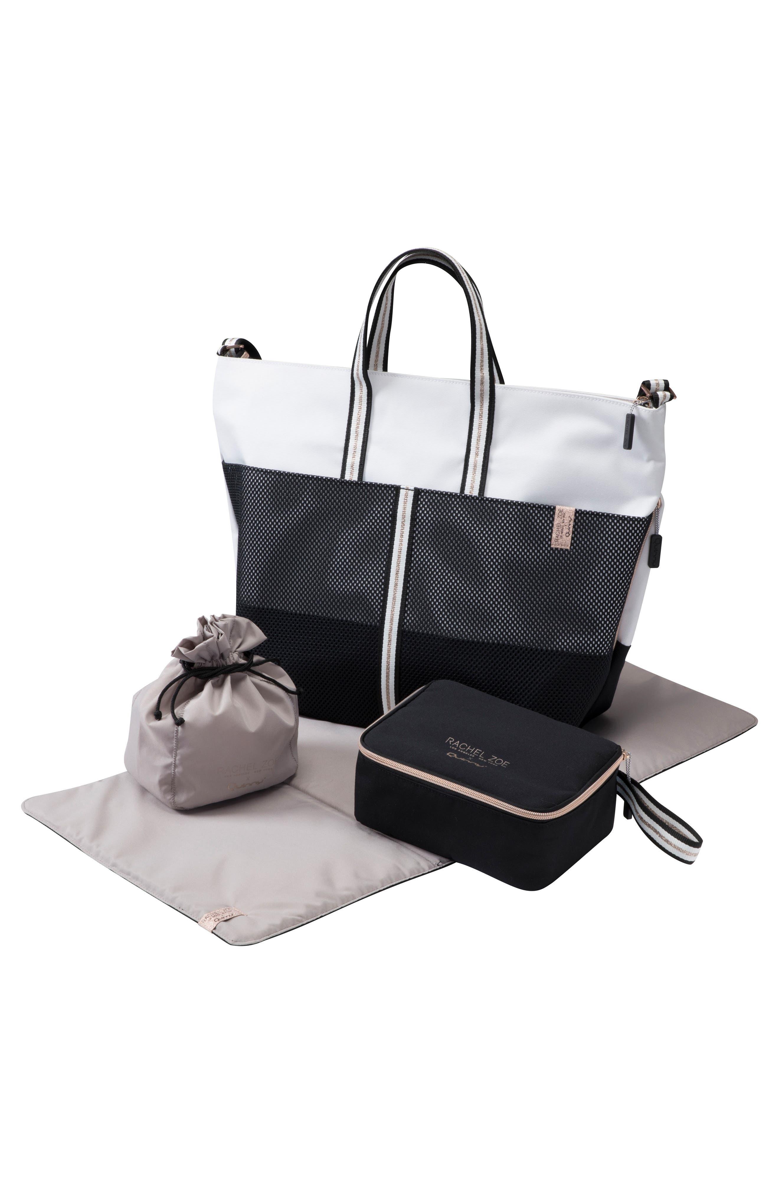 x Rachel Zoe Luxe Sport Diaper Bag,                             Alternate thumbnail 5, color,                             RZ LUXE SPORT