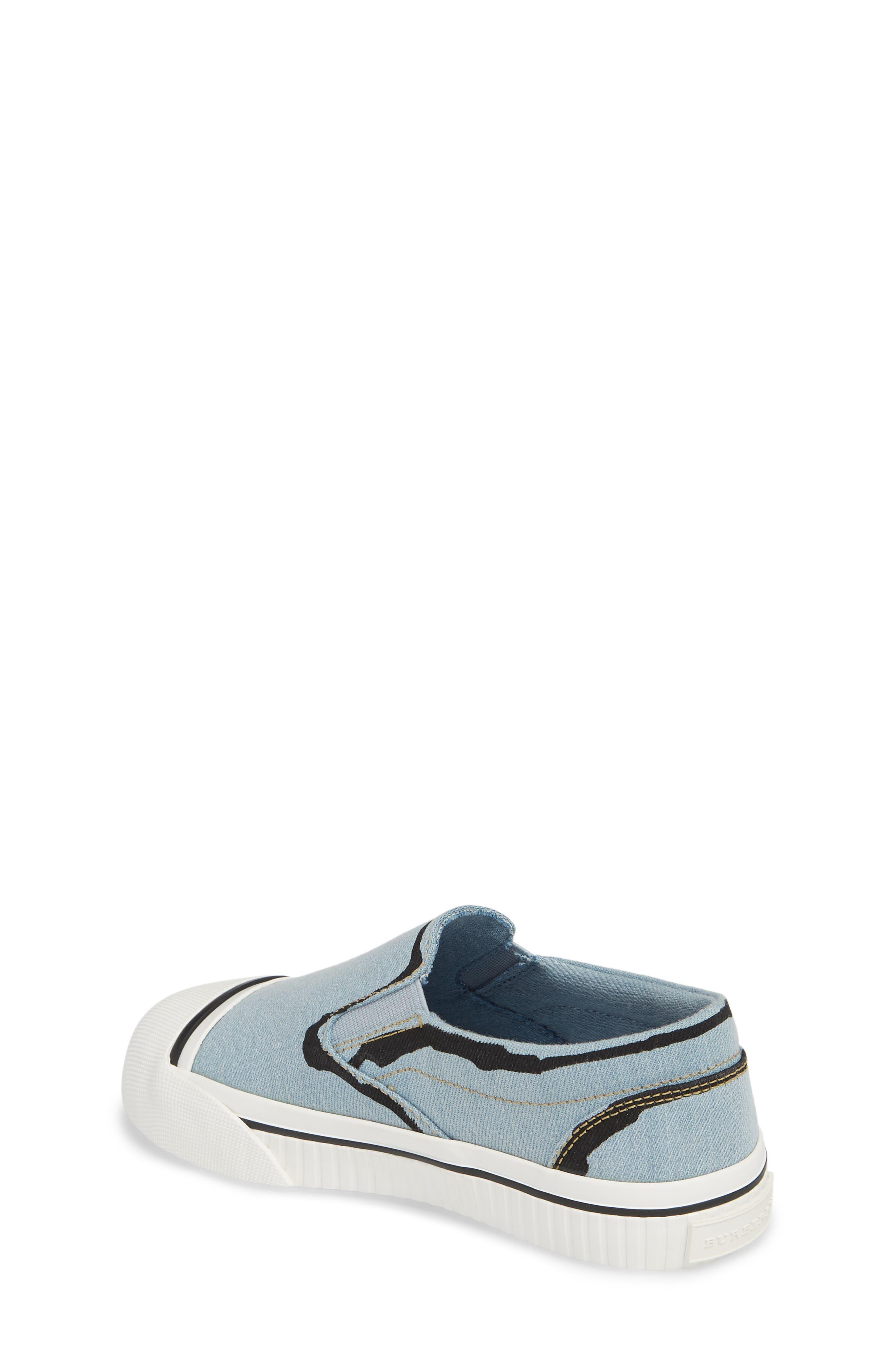 Lipton Slip-On Sneaker,                             Alternate thumbnail 2, color,                             LIGHT BLUE