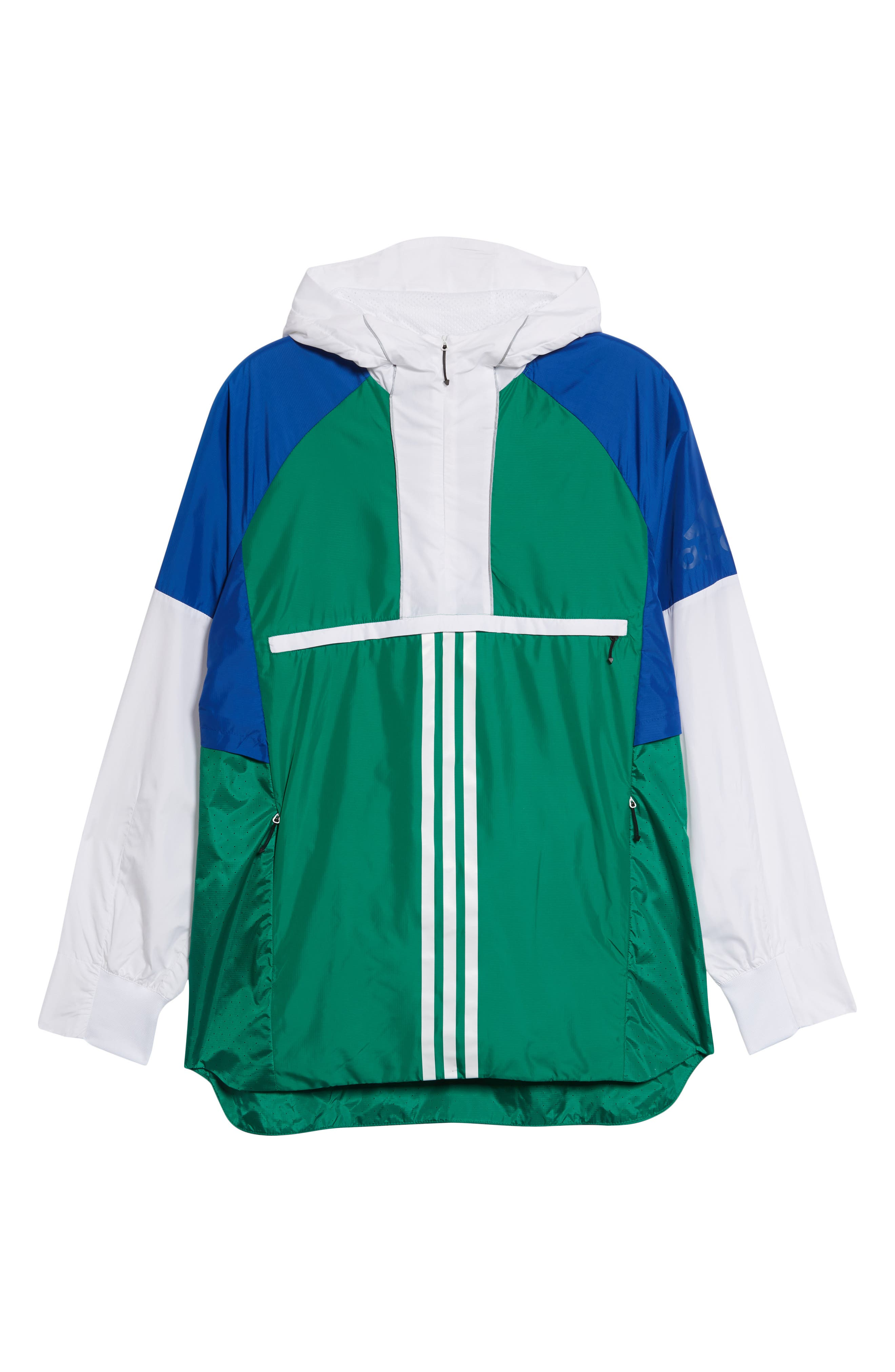 ID Wovenshell Anorak,                             Alternate thumbnail 5, color,                             320