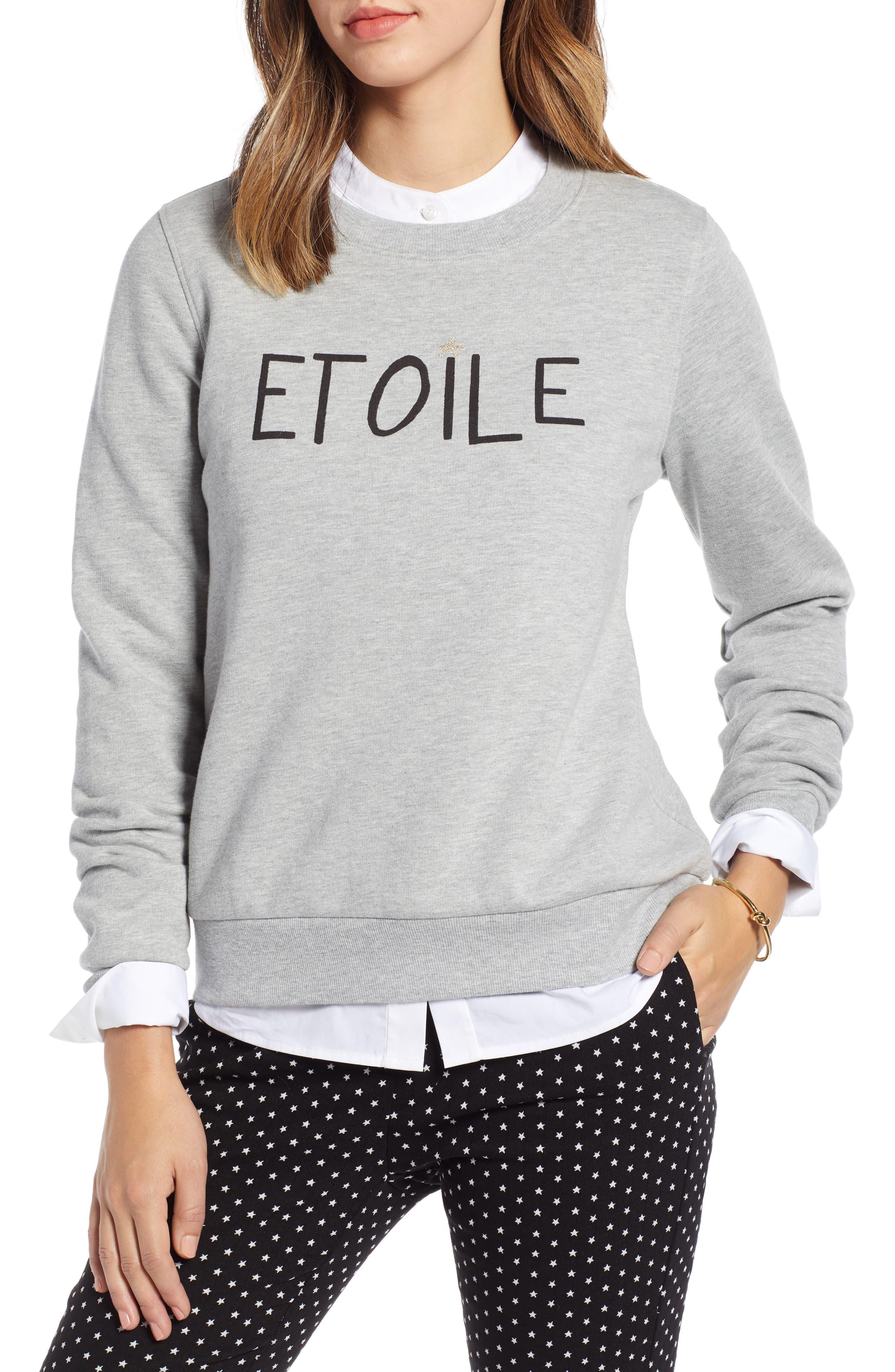 Etoile Sweatshirt,                             Main thumbnail 1, color,                             030
