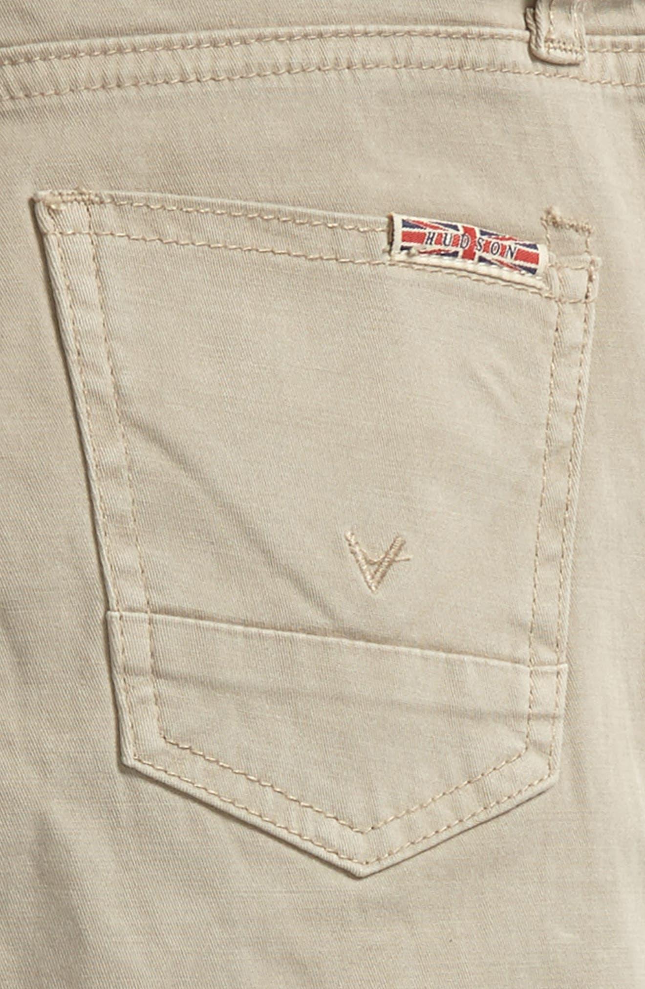 Hudson Jeans Jagger Slim Fit Straight Leg Pants,                             Alternate thumbnail 6, color,