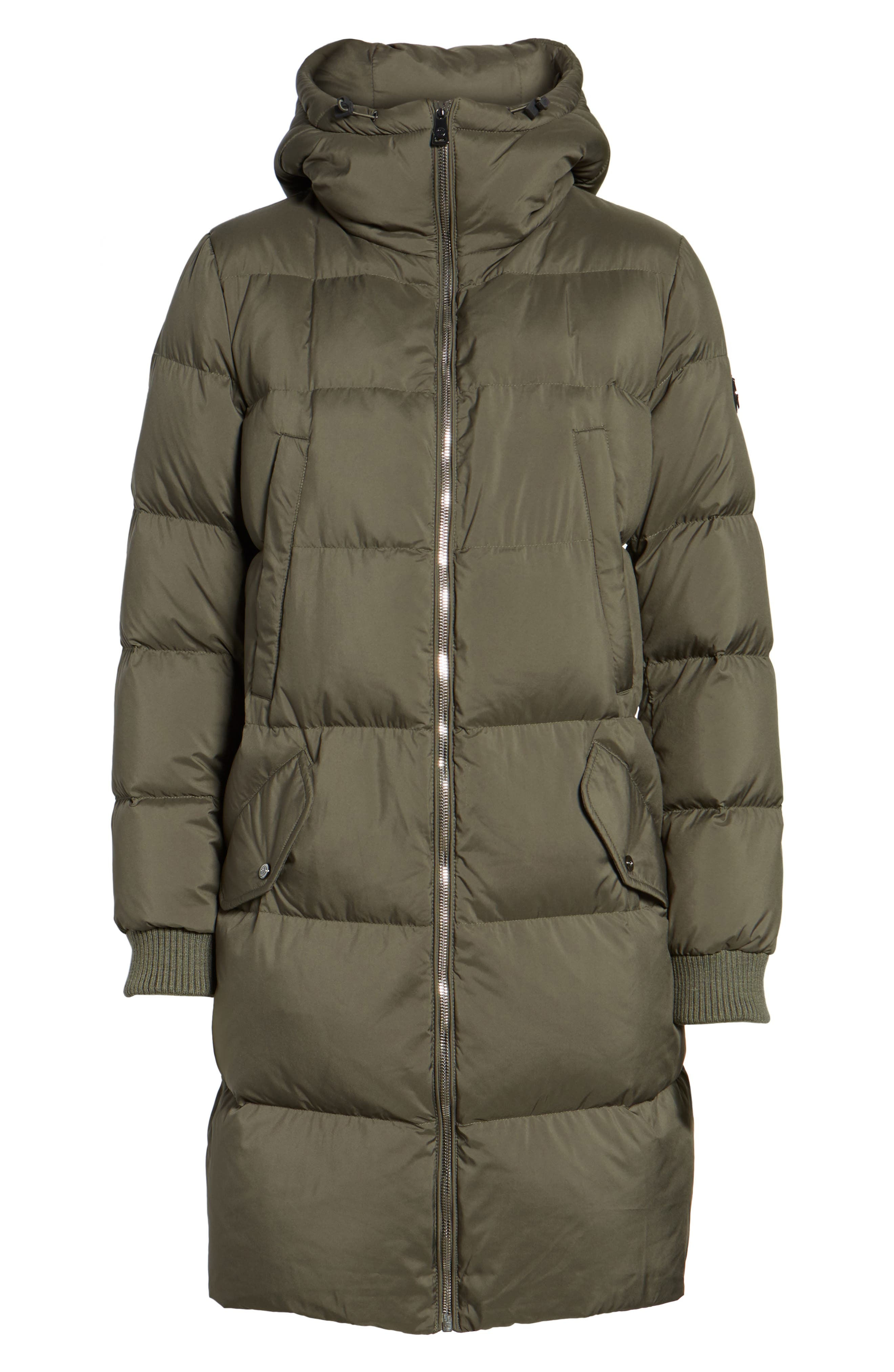 Quilted Down Jacket,                             Alternate thumbnail 5, color,                             311