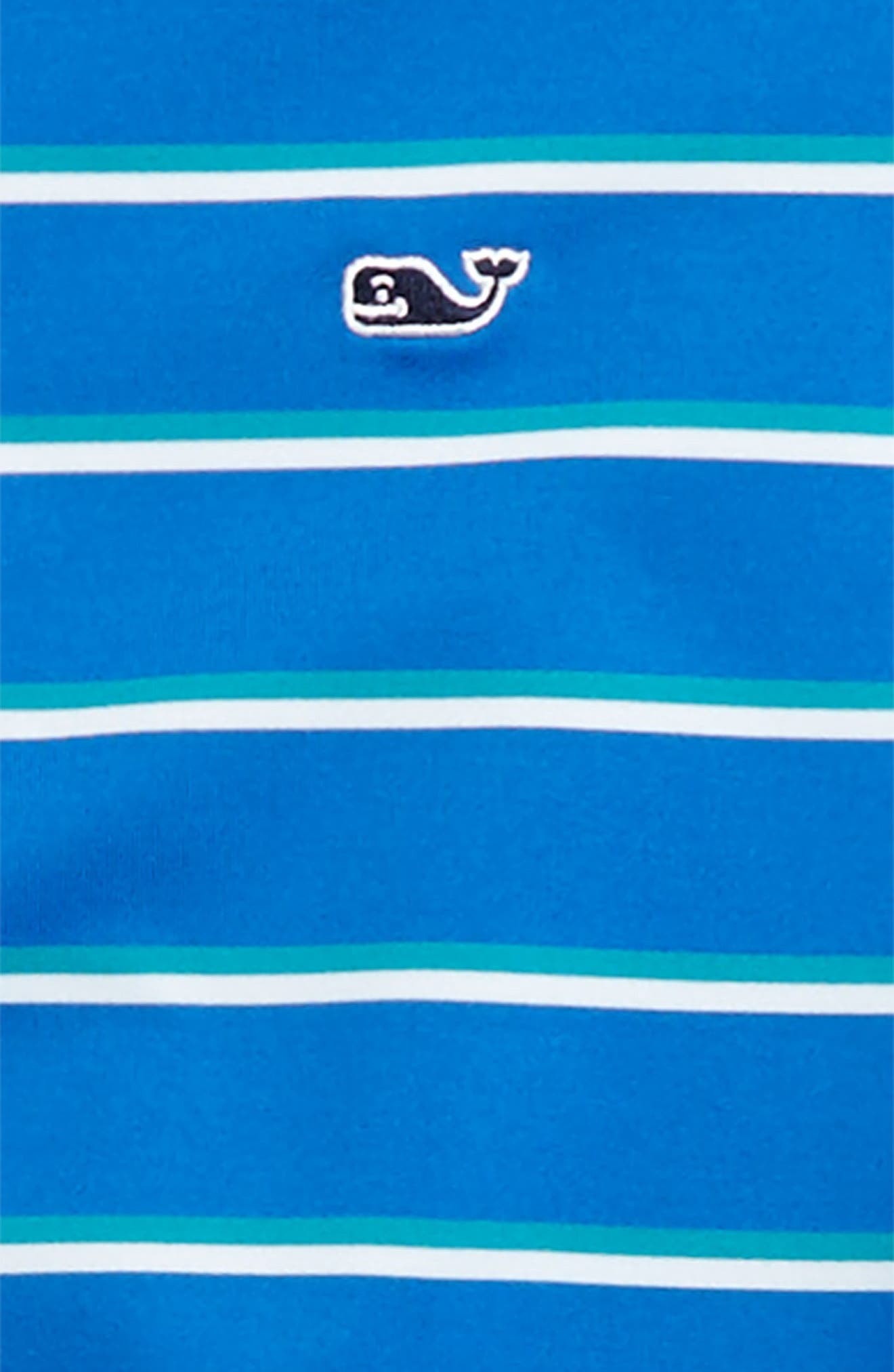 Open Ground Stripe Performance Polo,                             Alternate thumbnail 2, color,                             427