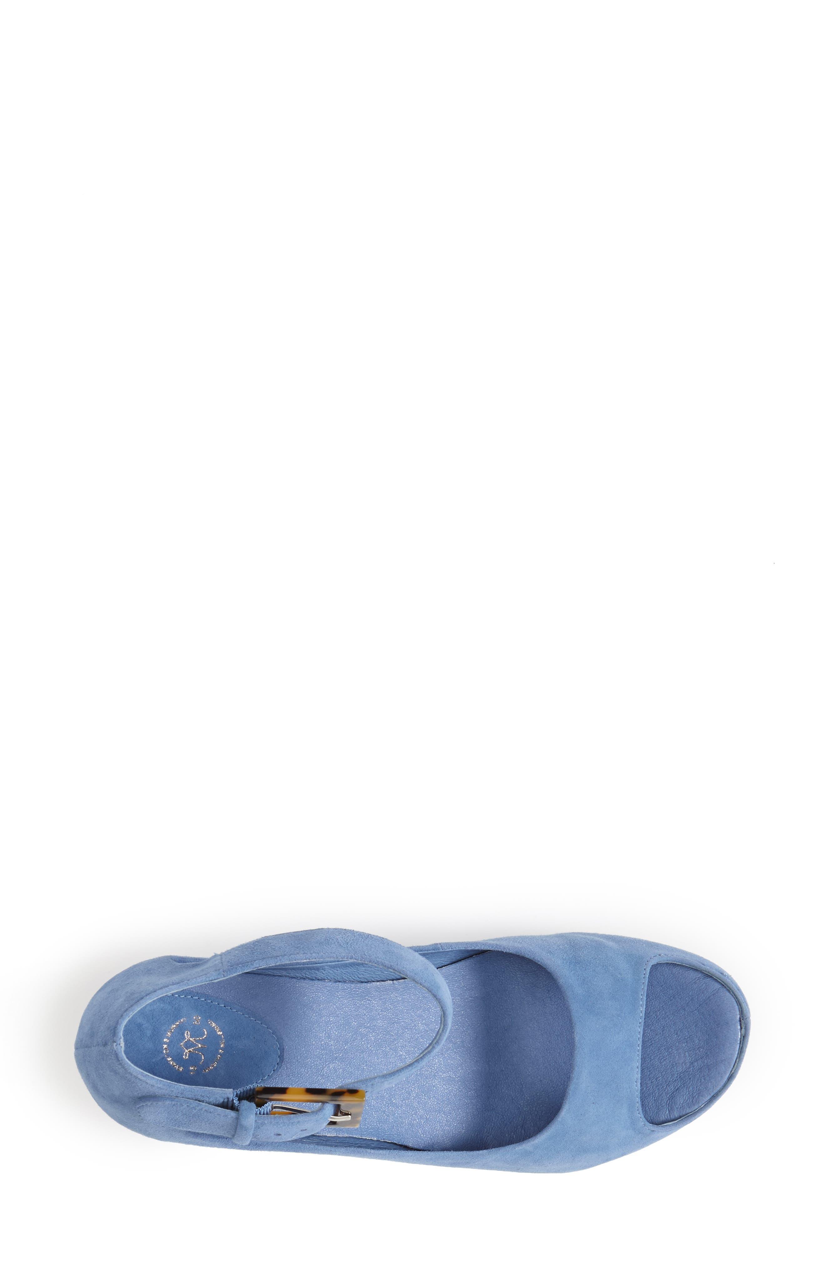 'Tricia' Ankle Strap Sandal,                             Alternate thumbnail 28, color,