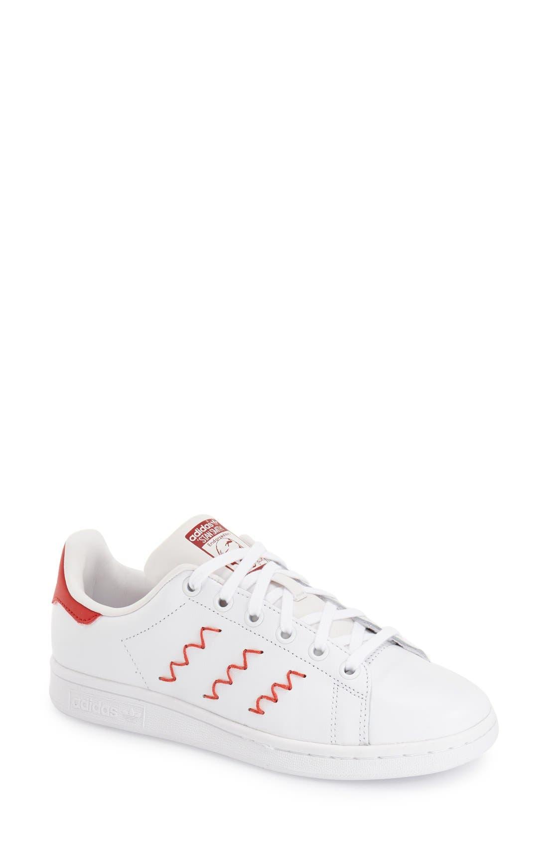'Stan Smith' Sneaker,                             Main thumbnail 12, color,