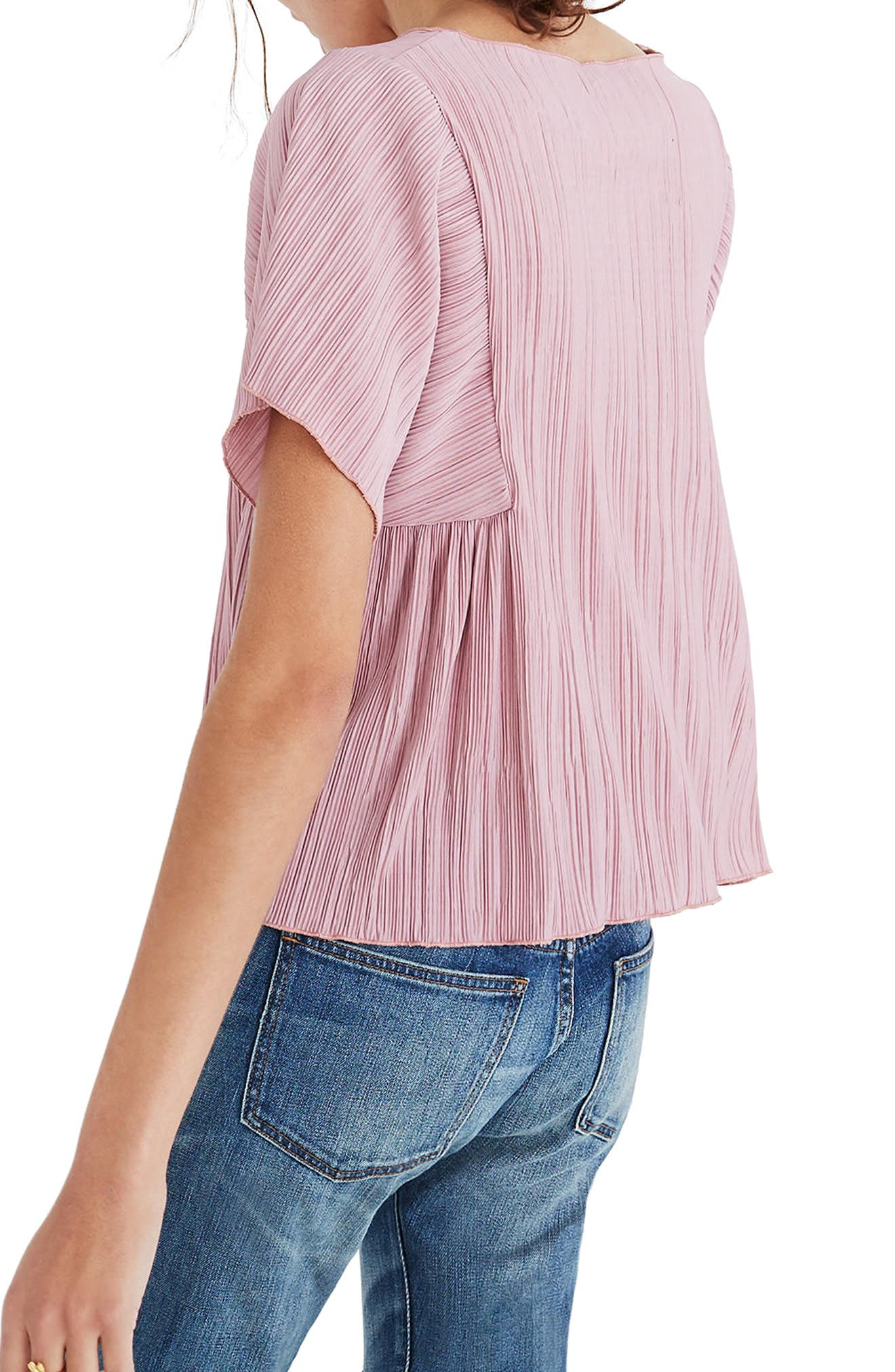 Micropleat Top,                             Alternate thumbnail 10, color,