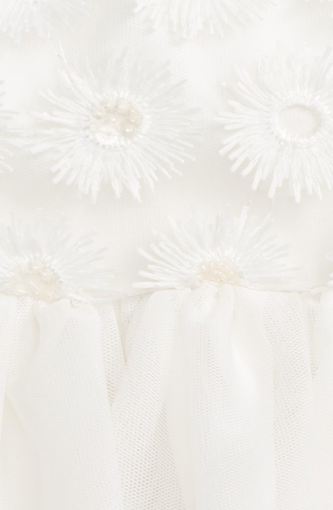 Daisy Sleeveless Dress,                             Alternate thumbnail 2, color,                             100