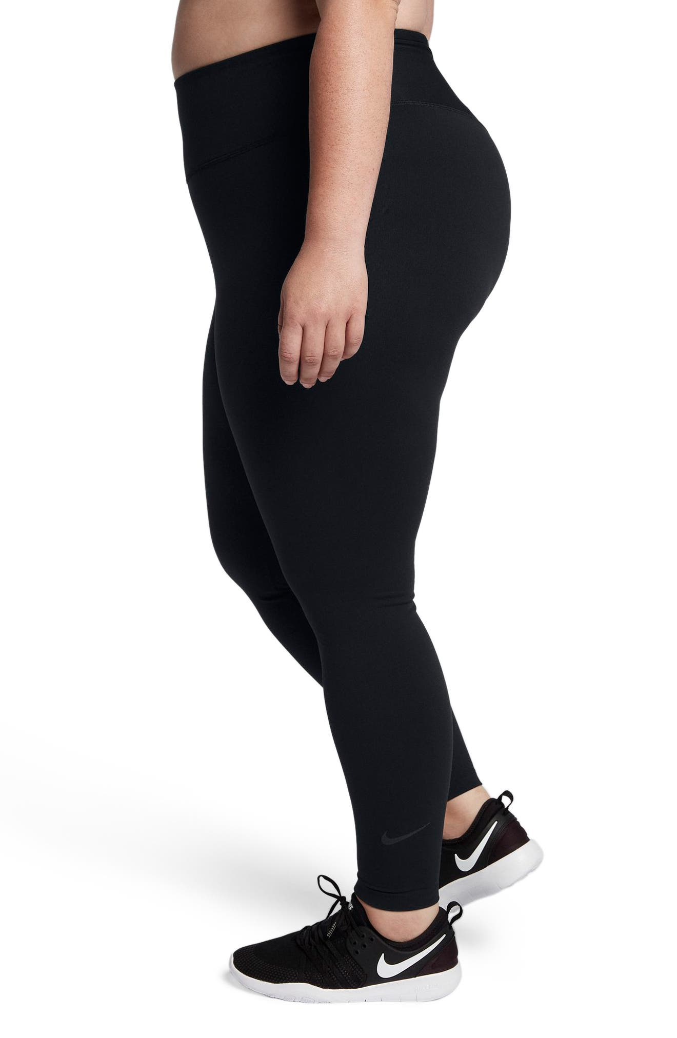 Power Sculpt Training Tights,                             Alternate thumbnail 3, color,