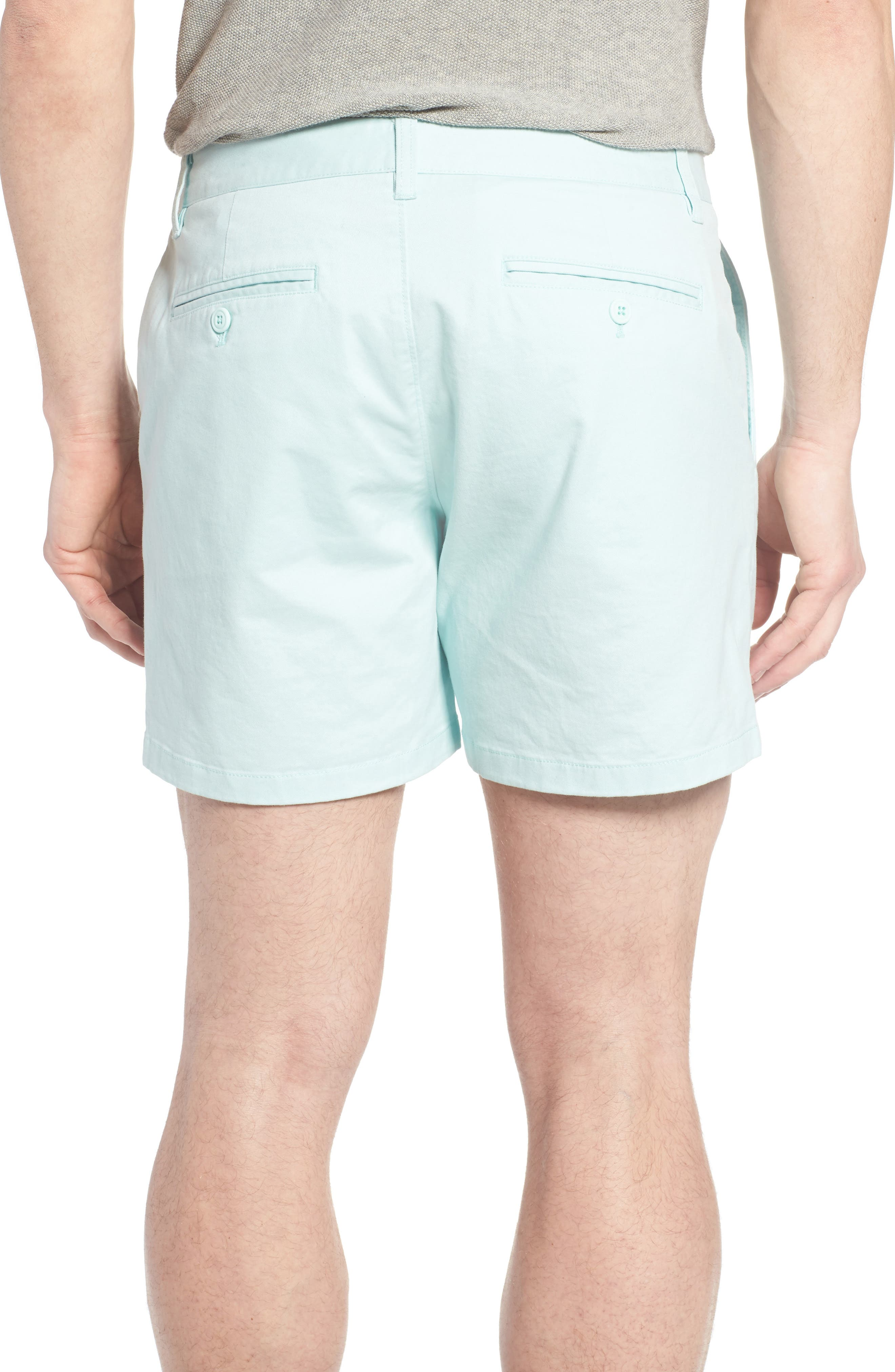 Stretch Washed Chino 5-Inch Shorts,                             Alternate thumbnail 53, color,